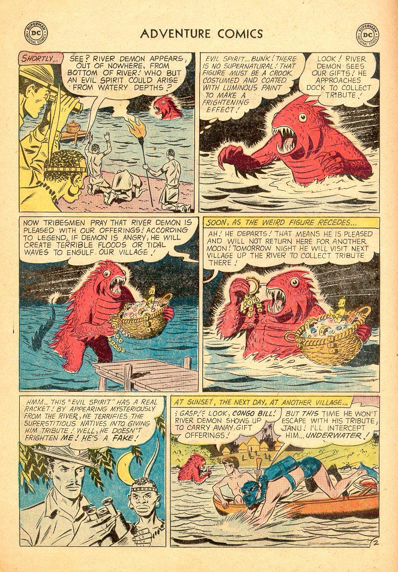 Read online Adventure Comics (1938) comic -  Issue #274 - 28