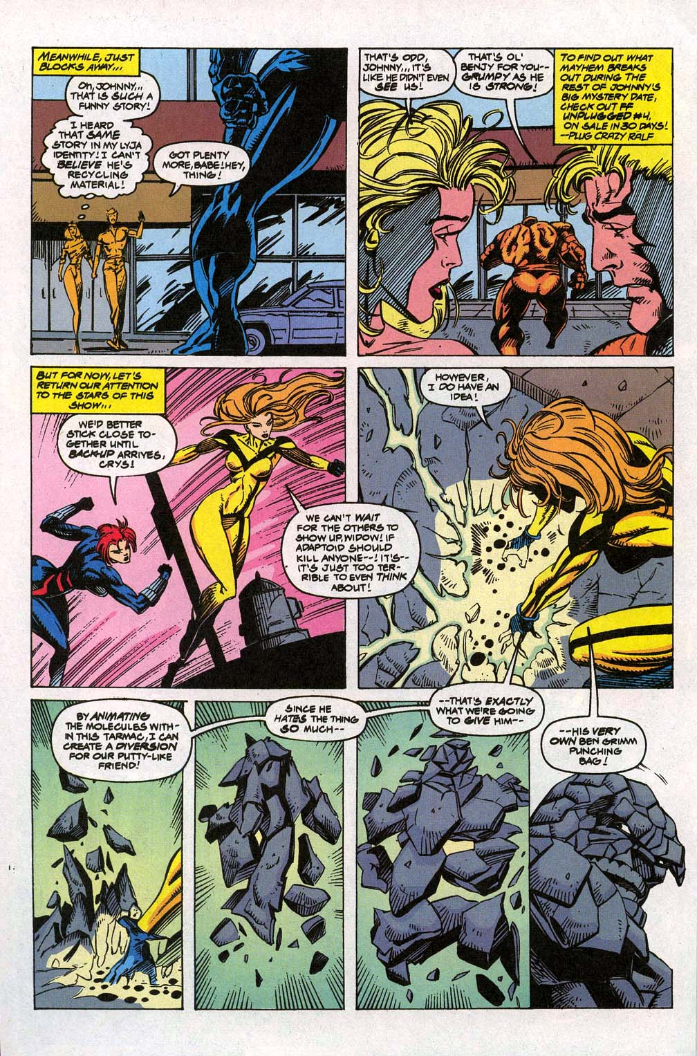 Avengers Unplugged issue 3 - Page 17