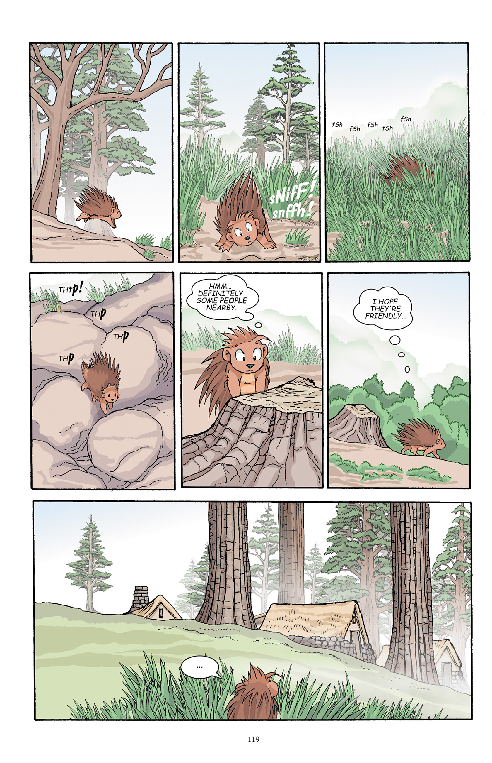Read online Courageous Princess comic -  Issue # TPB 1 - 118