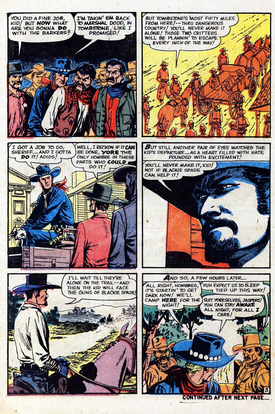 Gunsmoke Western issue 61 - Page 14