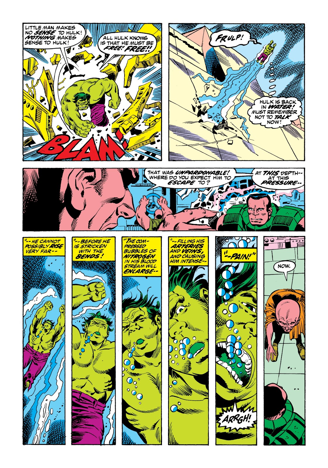 Read online Marvel Masterworks: The Incredible Hulk comic -  Issue # TPB 9 (Part 2) - 66