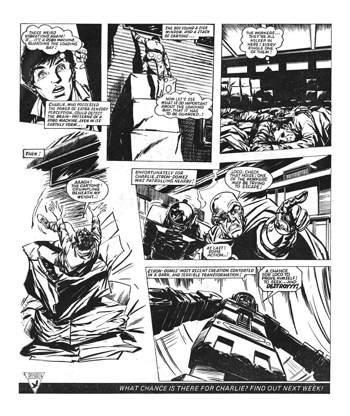 Read online Robo Machines comic -  Issue # TPB - 56