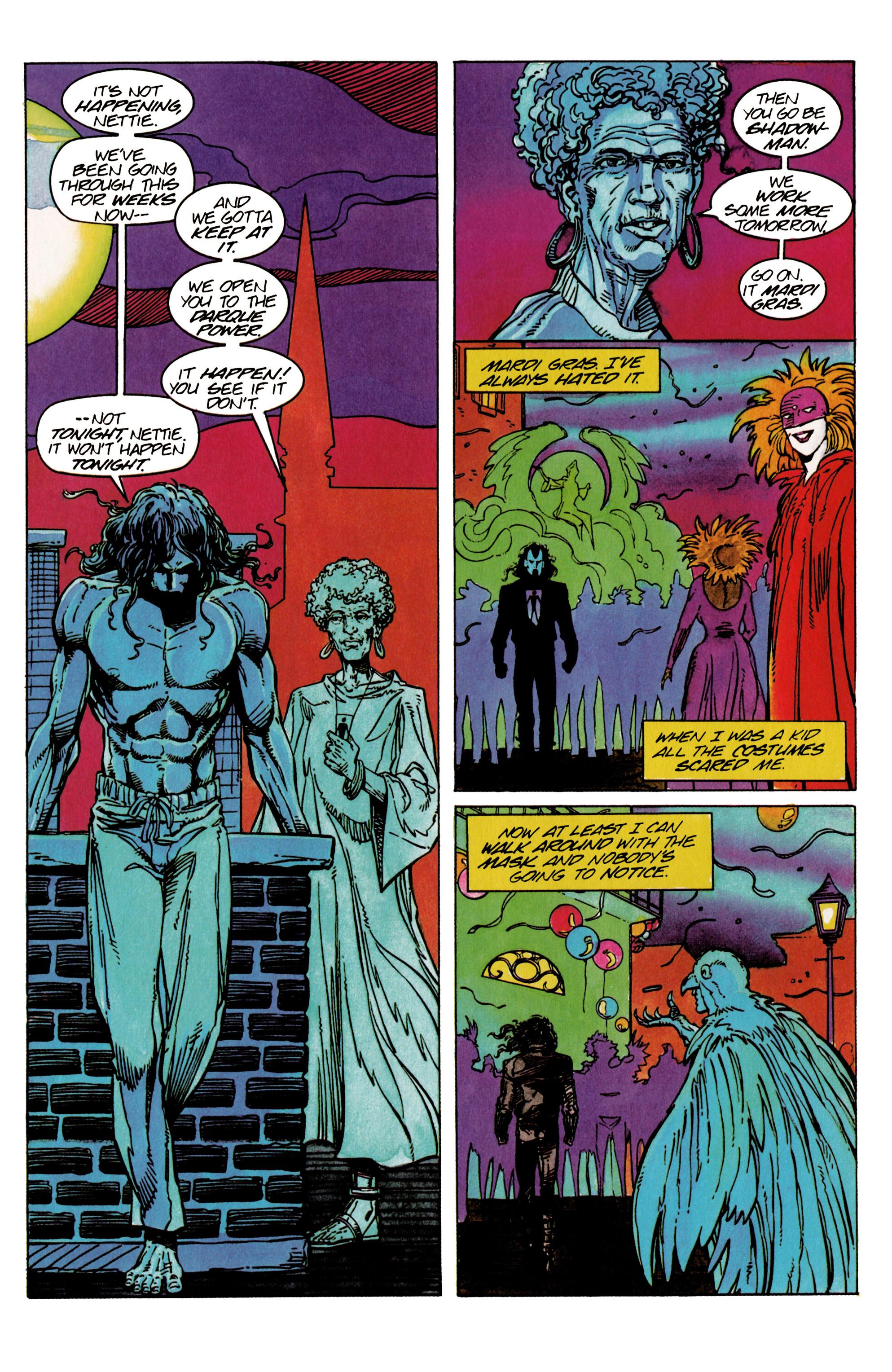 Read online Shadowman (1992) comic -  Issue #26 - 15