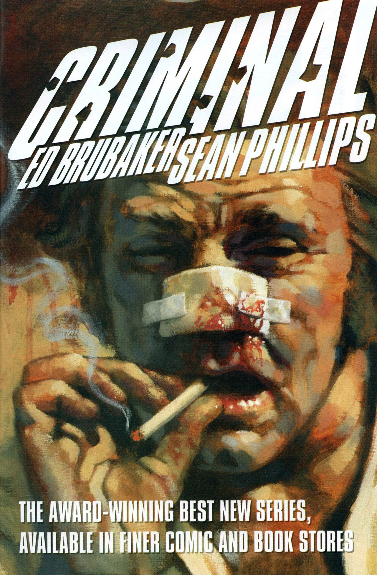 Read online Criminal (2008) comic -  Issue #5 - 38