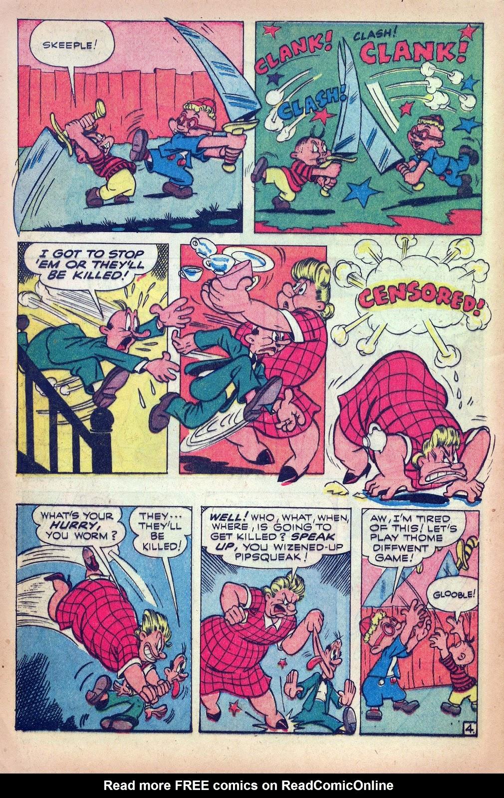 Read online Joker Comics comic -  Issue #26 - 44