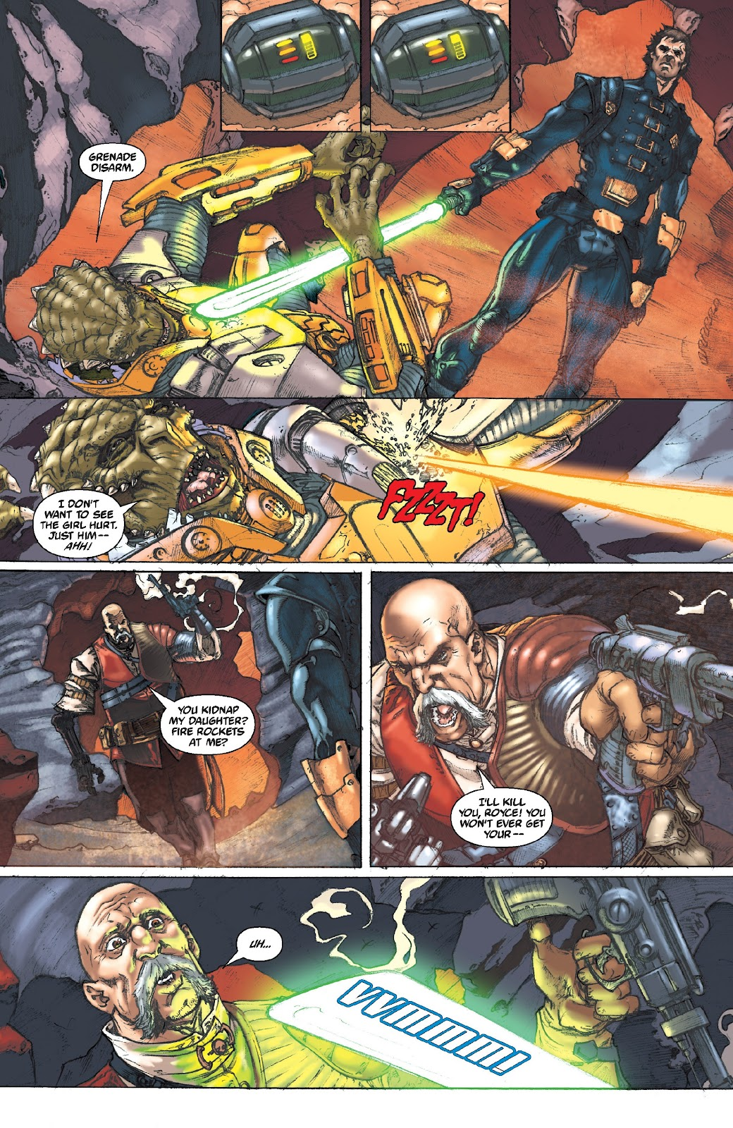 Read online Star Wars Legends Epic Collection: The Menace Revealed comic -  Issue # TPB (Part 5) - 3