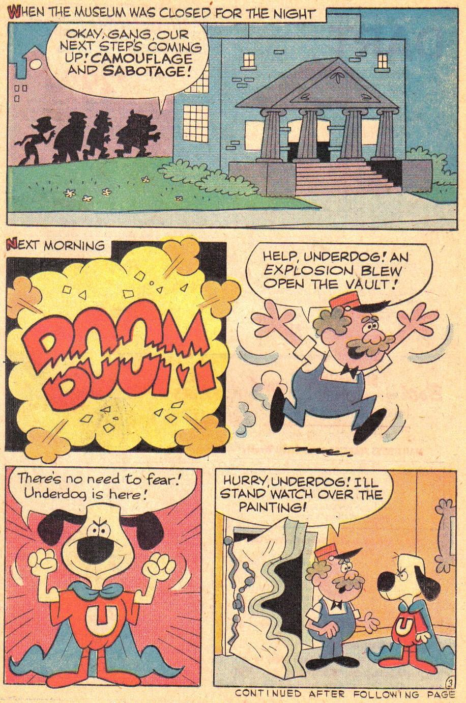 Underdog (1970) issue 3 - Page 13
