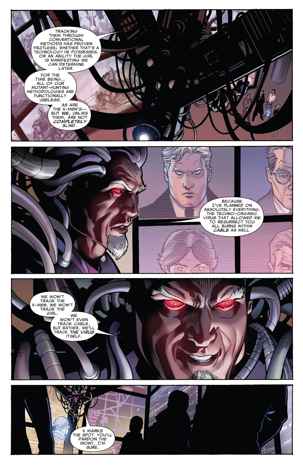 Read online X-Men: Second Coming comic -  Issue # _TPB (Part 1) - 55