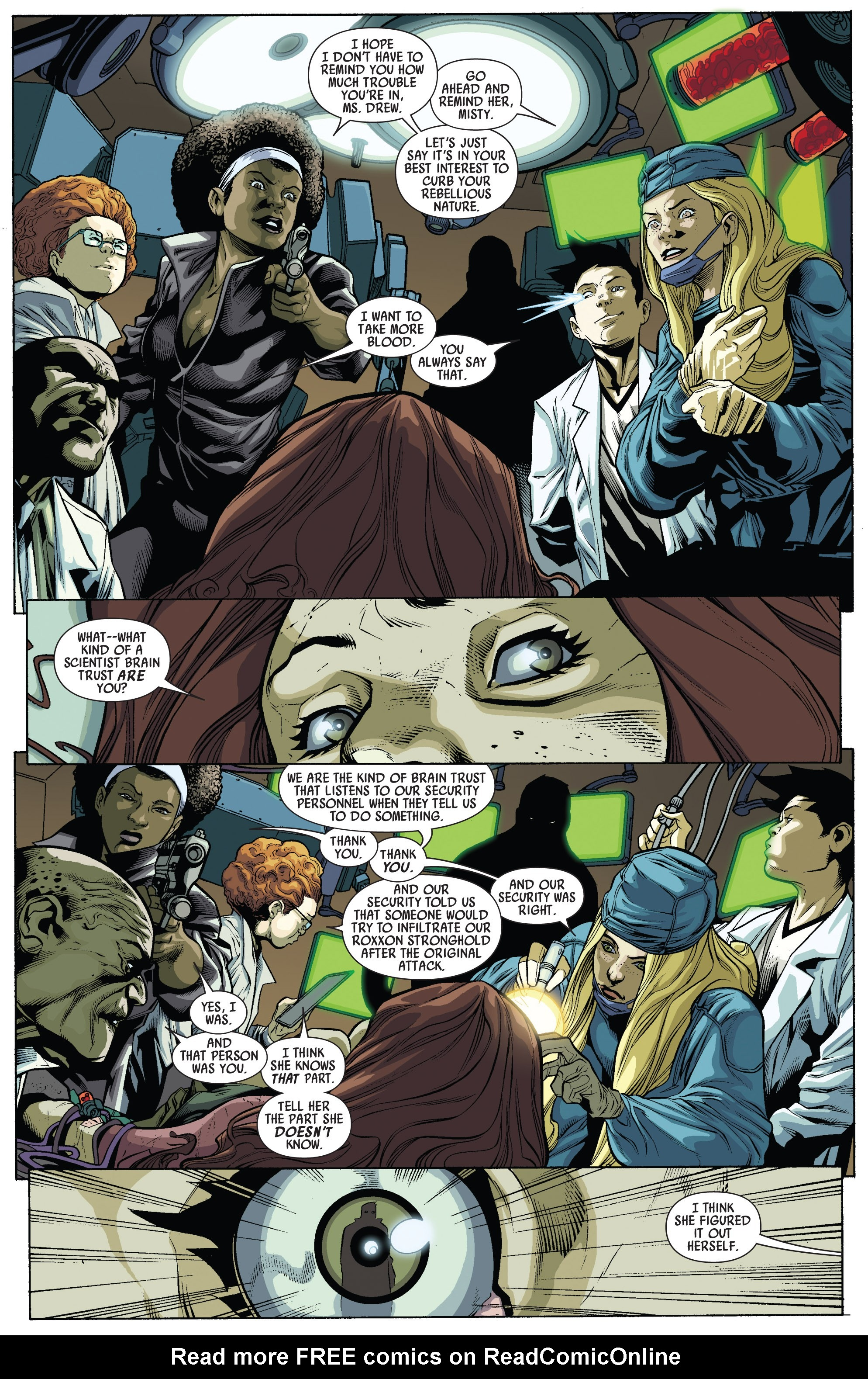 Read online Ultimate Comics Doomsday comic -  Issue # Full - 178