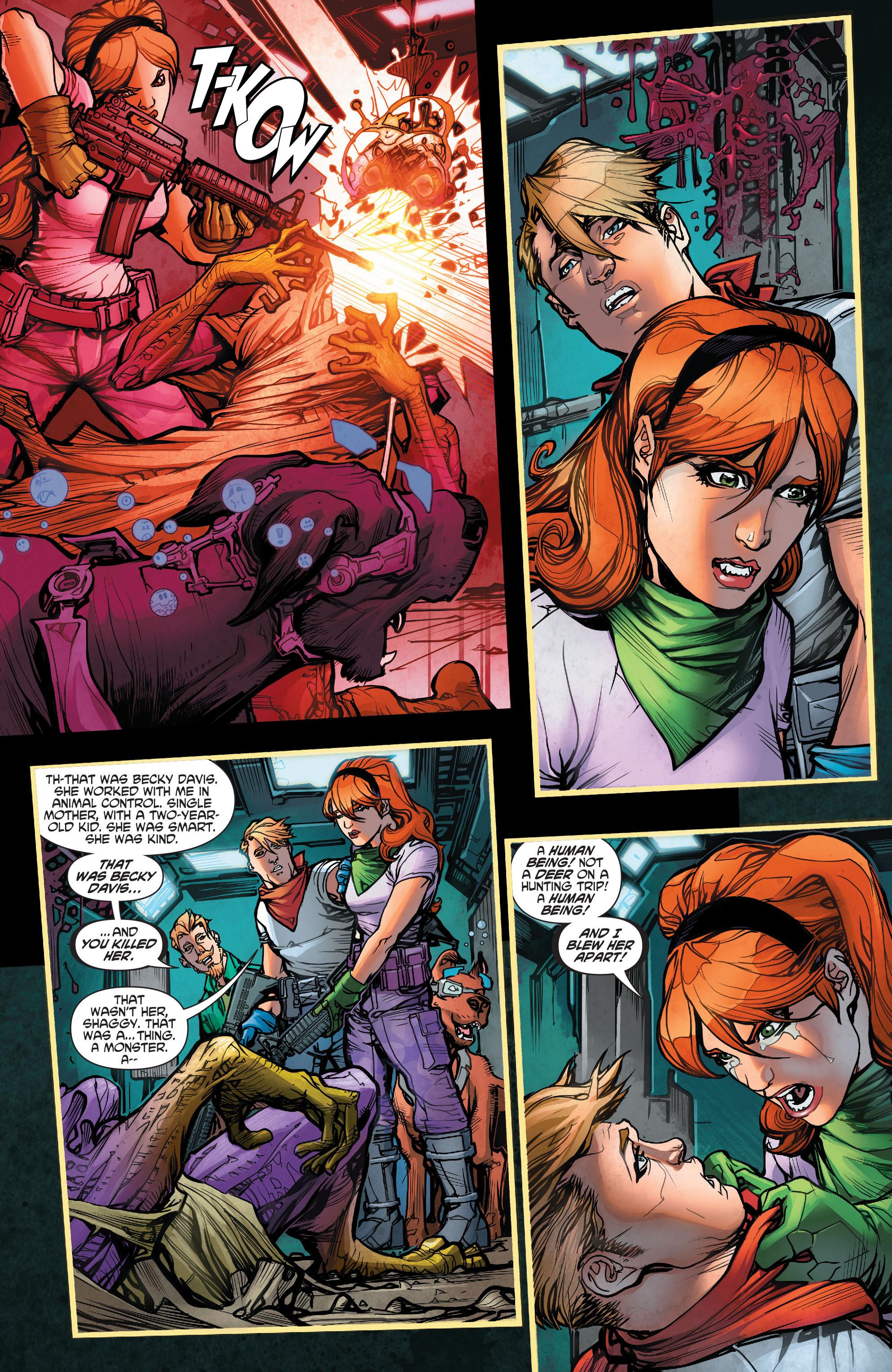 Read online Scooby Apocalypse comic -  Issue #2 - 19