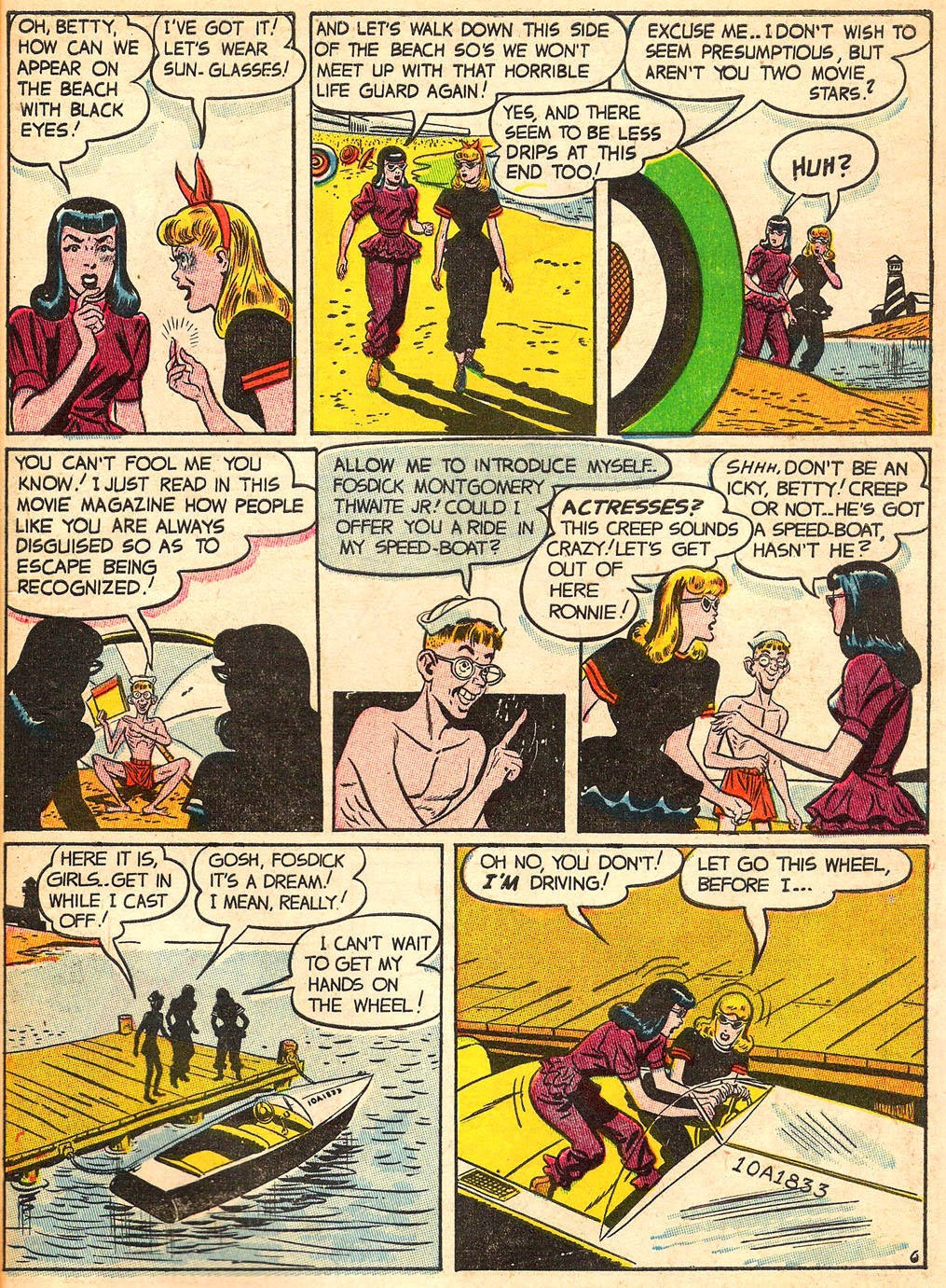 Archie Comics issue 027 - Page 39