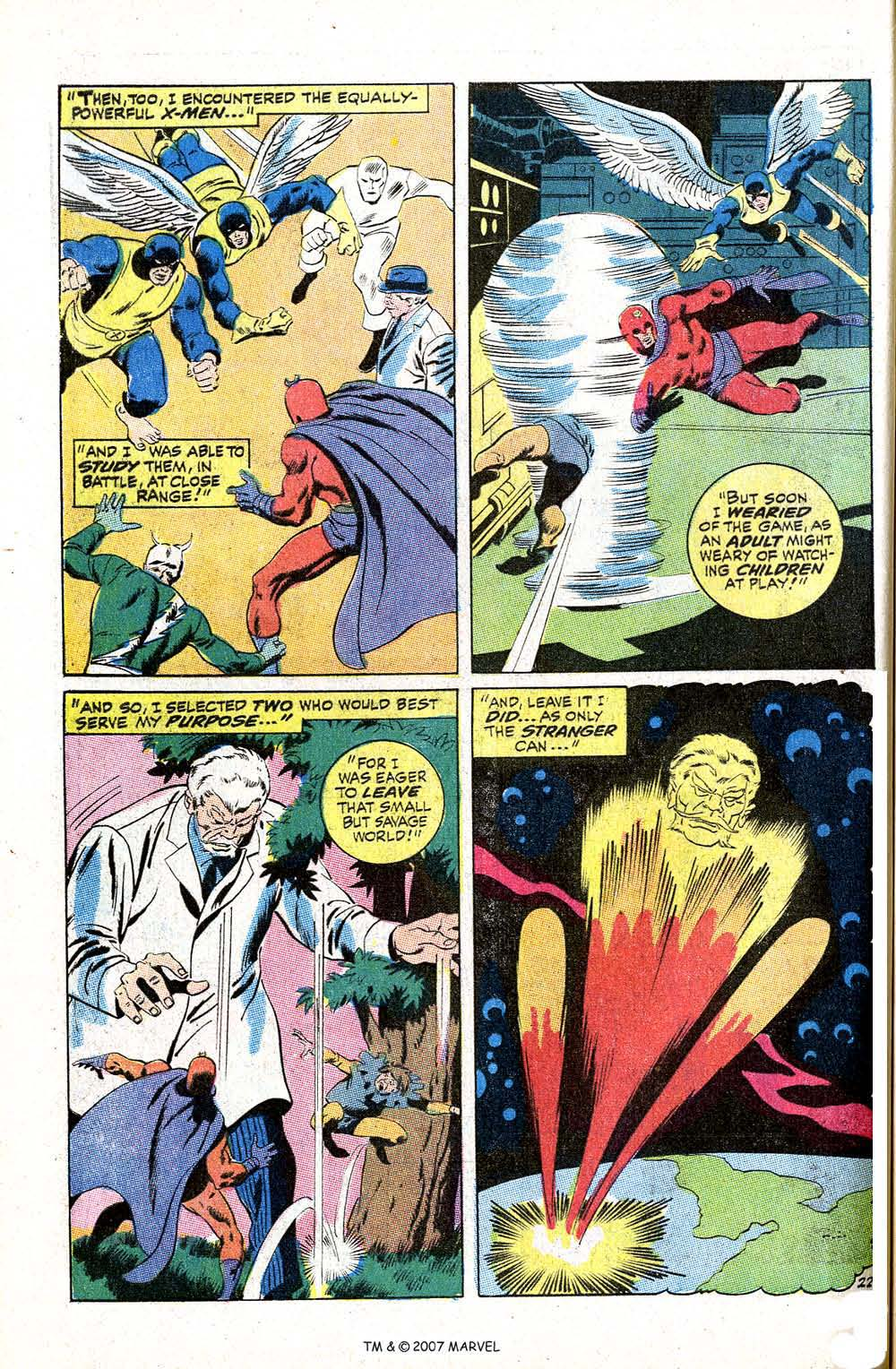 Read online Silver Surfer (1968) comic -  Issue #5 - 28