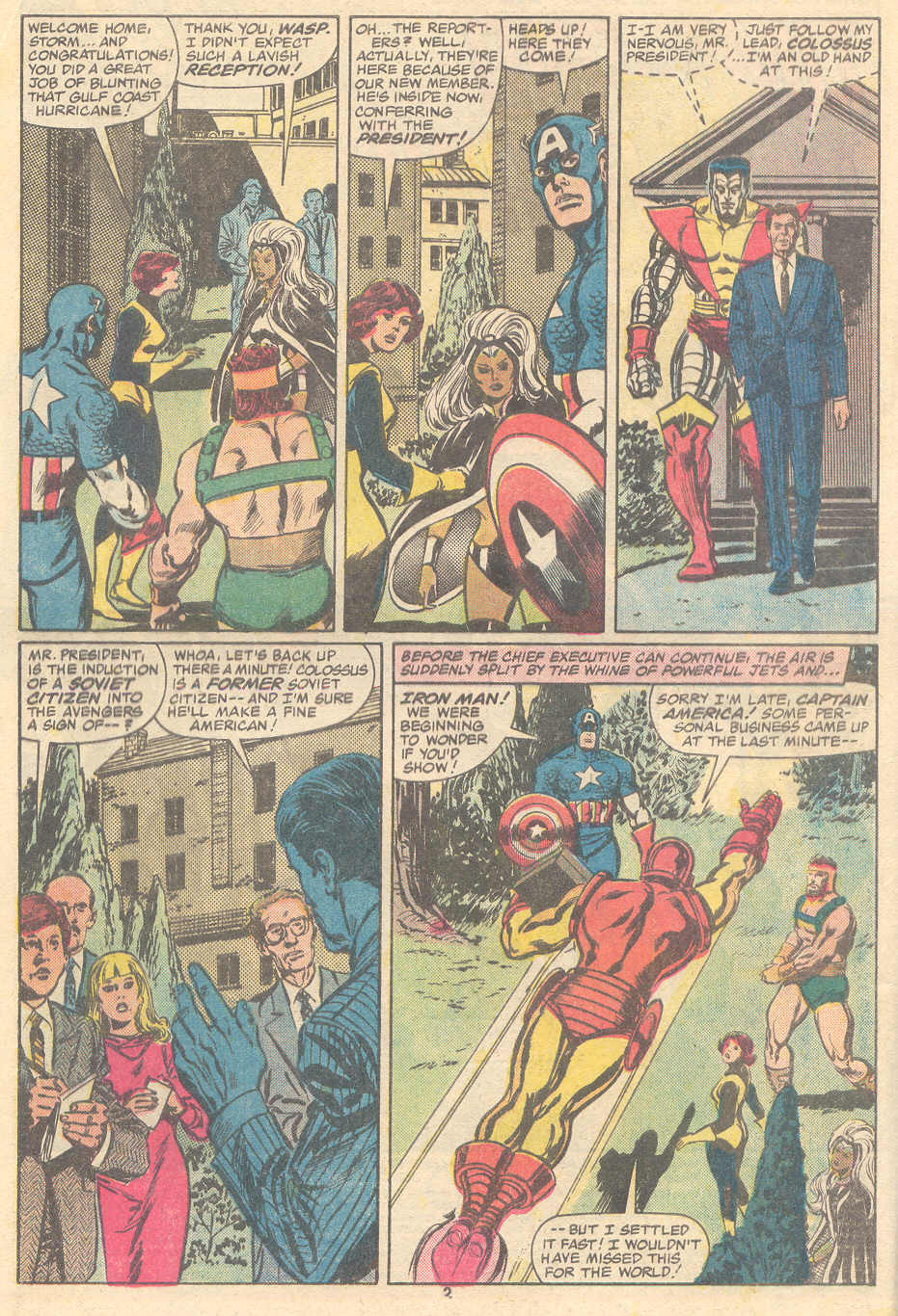 The Avengers (1963) 267 Page 2