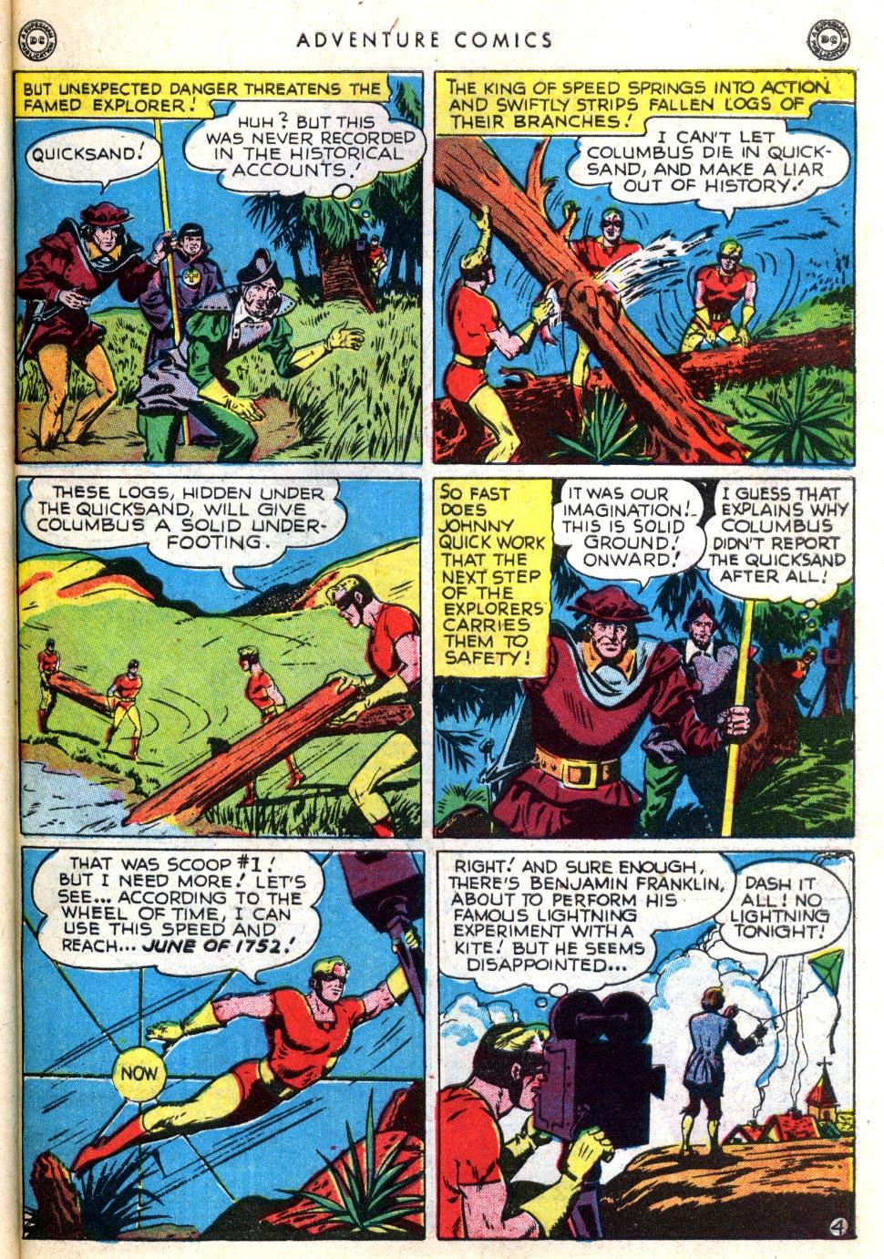 Read online Adventure Comics (1938) comic -  Issue #137 - 45