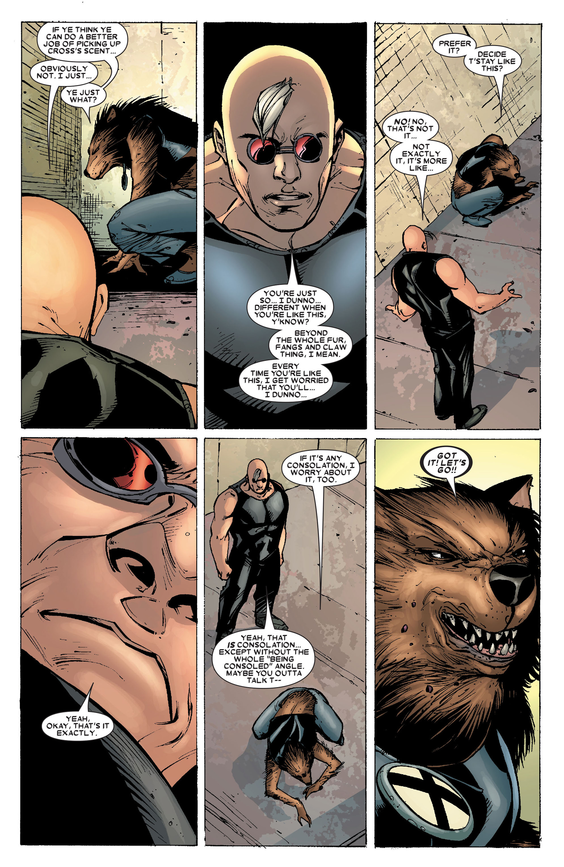 Read online X-Factor (2006) comic -  Issue #19 - 6