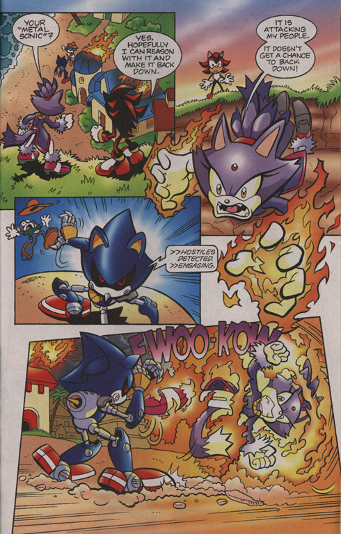 Read online Sonic Universe comic -  Issue #1 - 12