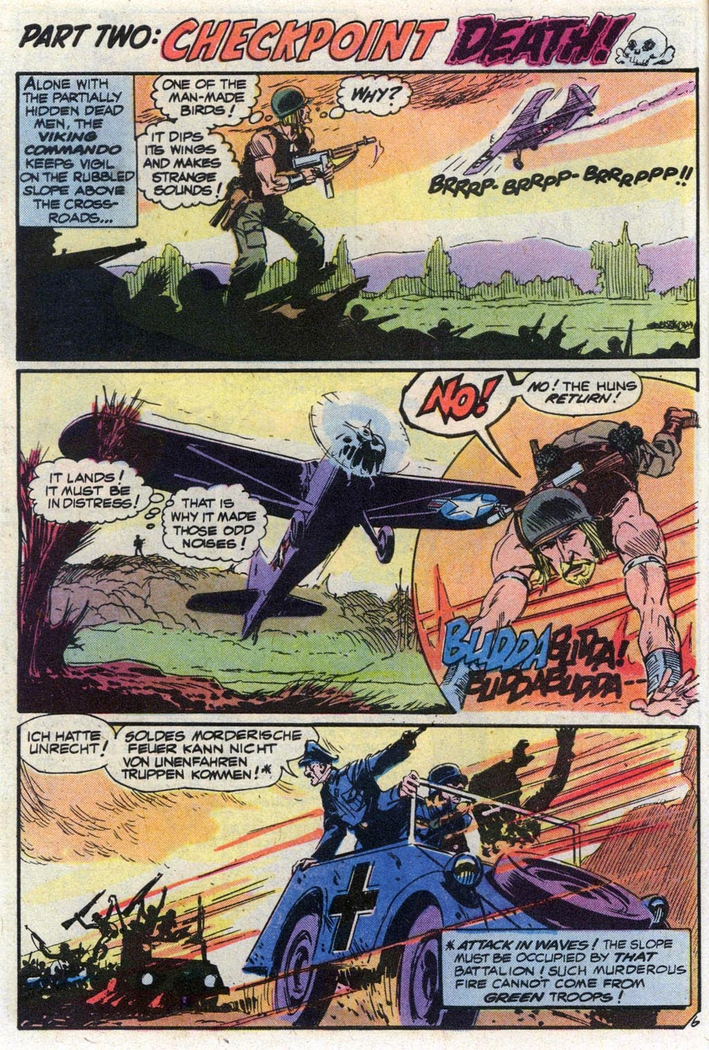 Read online All-Out War comic -  Issue #4 - 7