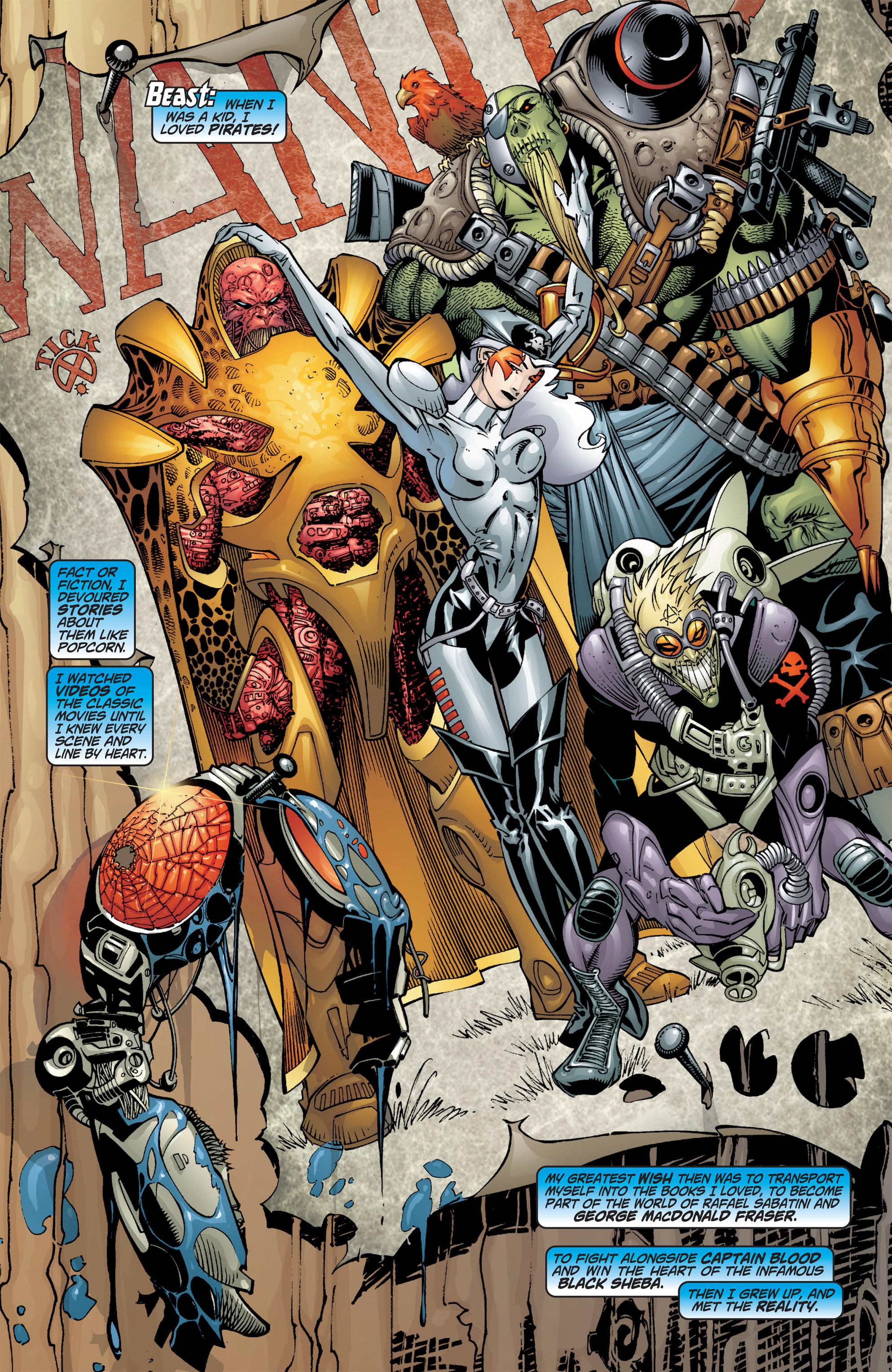Read online Uncanny X-Men (1963) comic -  Issue #384 - 3