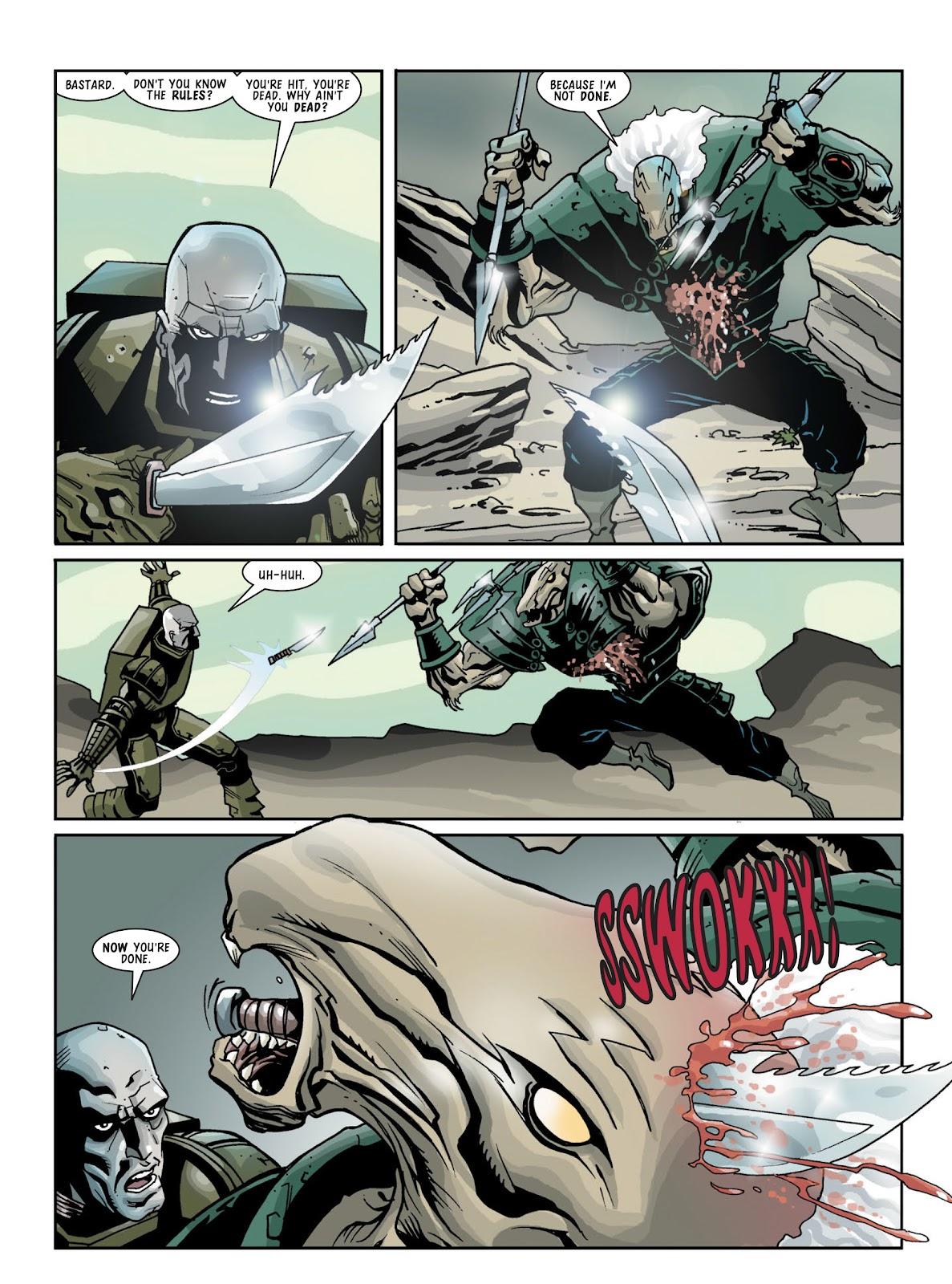 Judge Dredd Megazine (Vol. 5) Issue #381 #180 - English 124