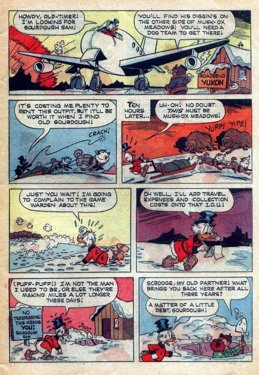 Read online Uncle Scrooge (1953) comic -  Issue #78 - 5
