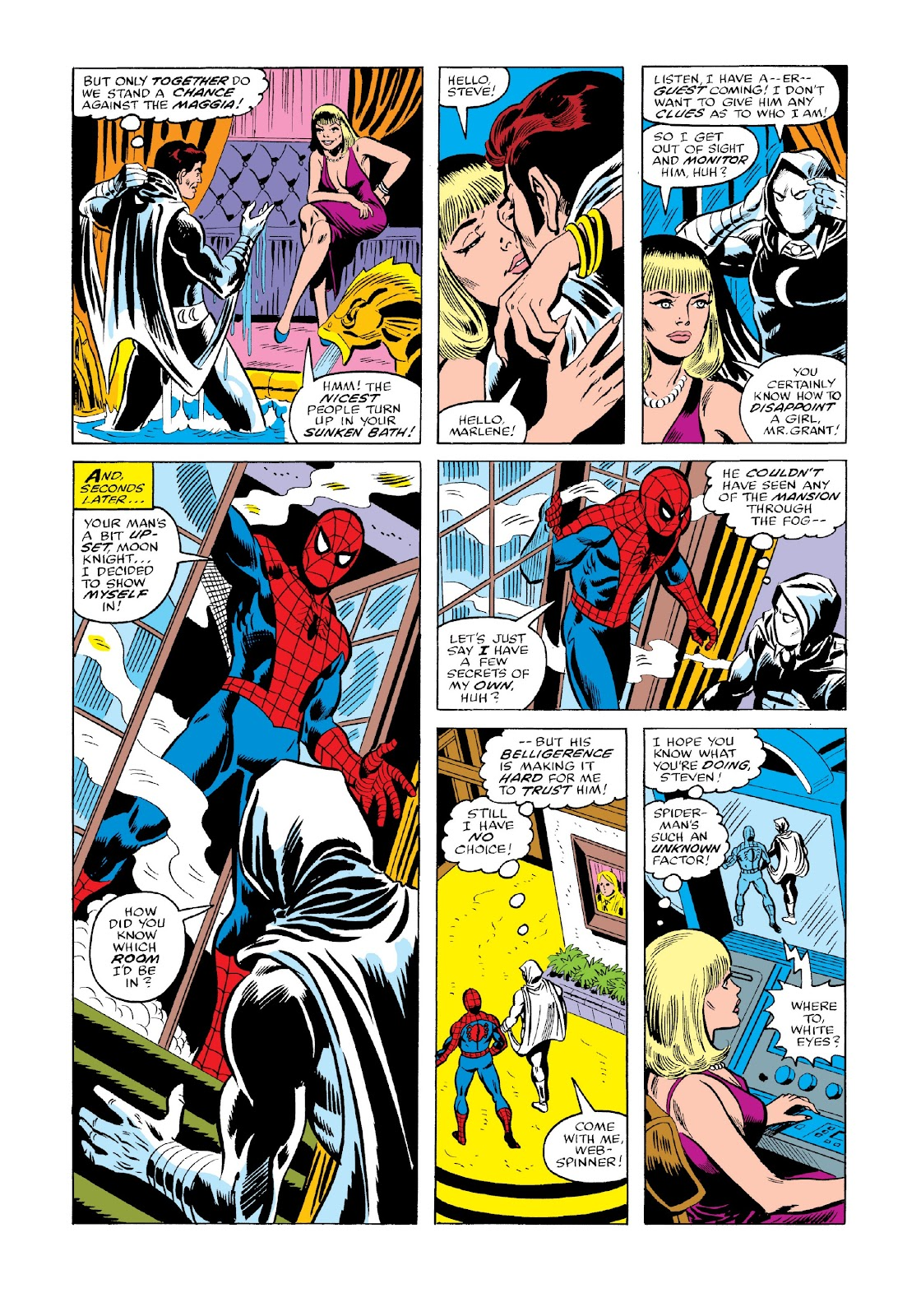 Read online Marvel Masterworks: The Spectacular Spider-Man comic -  Issue # TPB 2 (Part 2) - 45