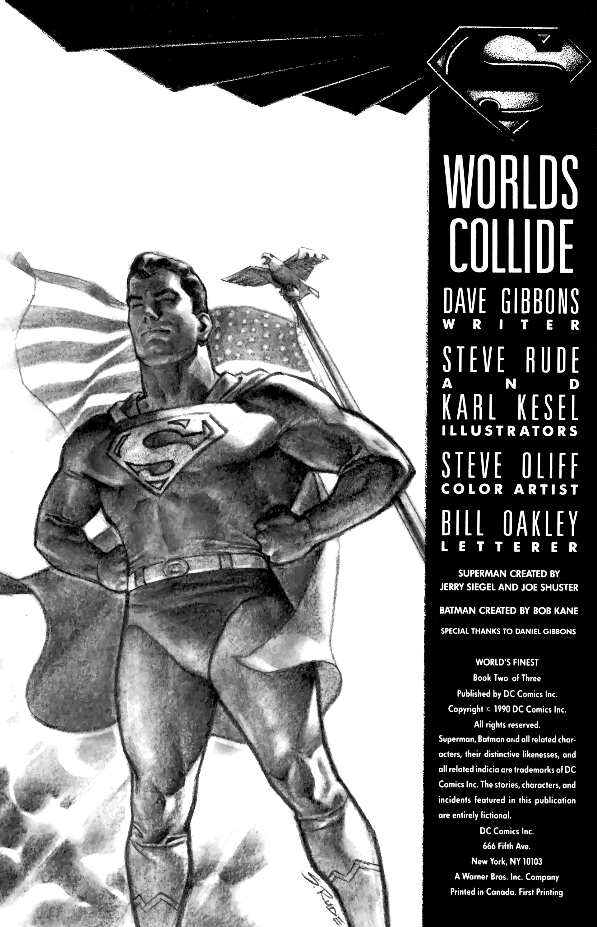 Read online World's Finest (1990) comic -  Issue #2 - 3