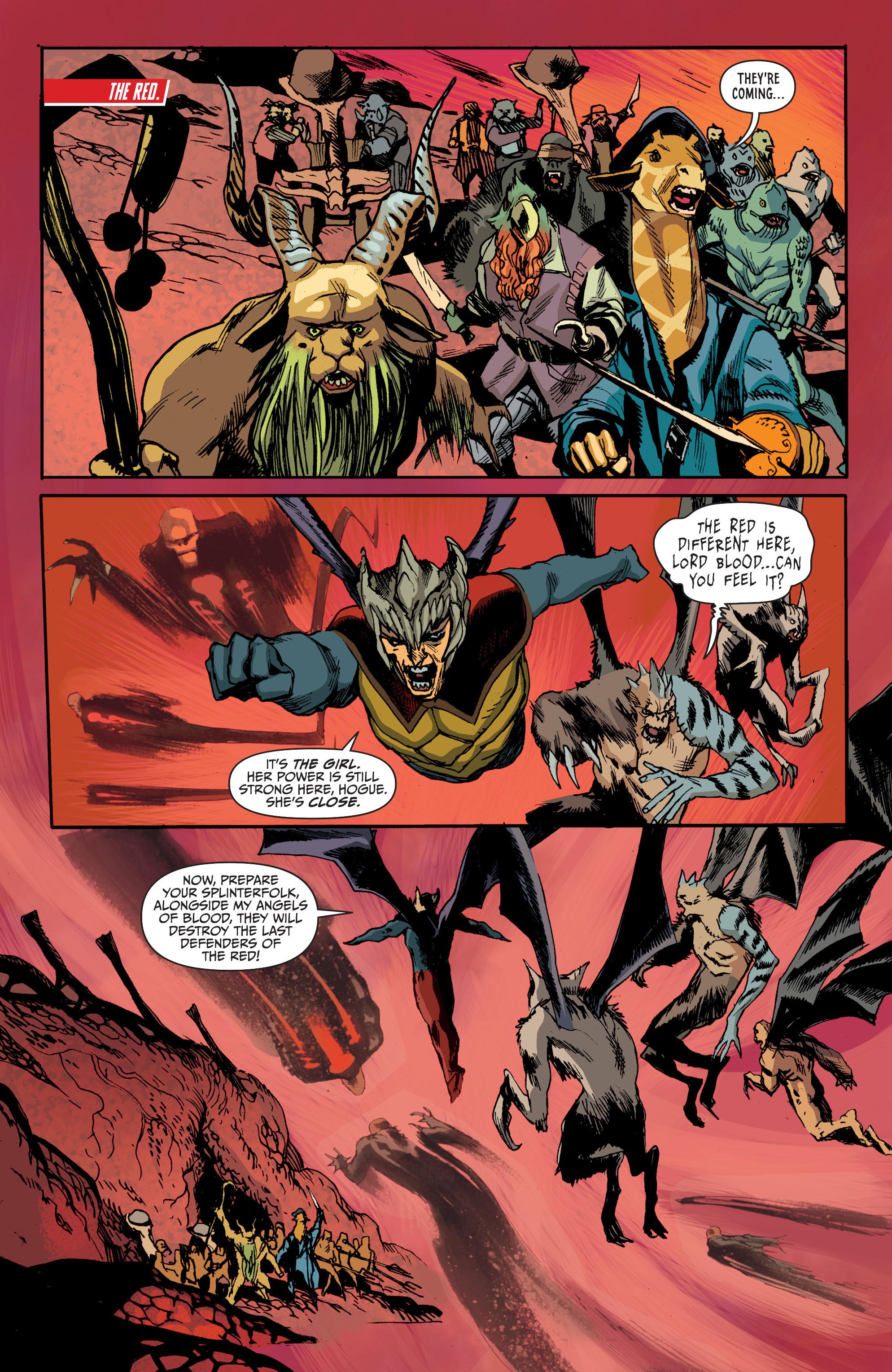 Read online Animal Man (2011) comic -  Issue #27 - 14