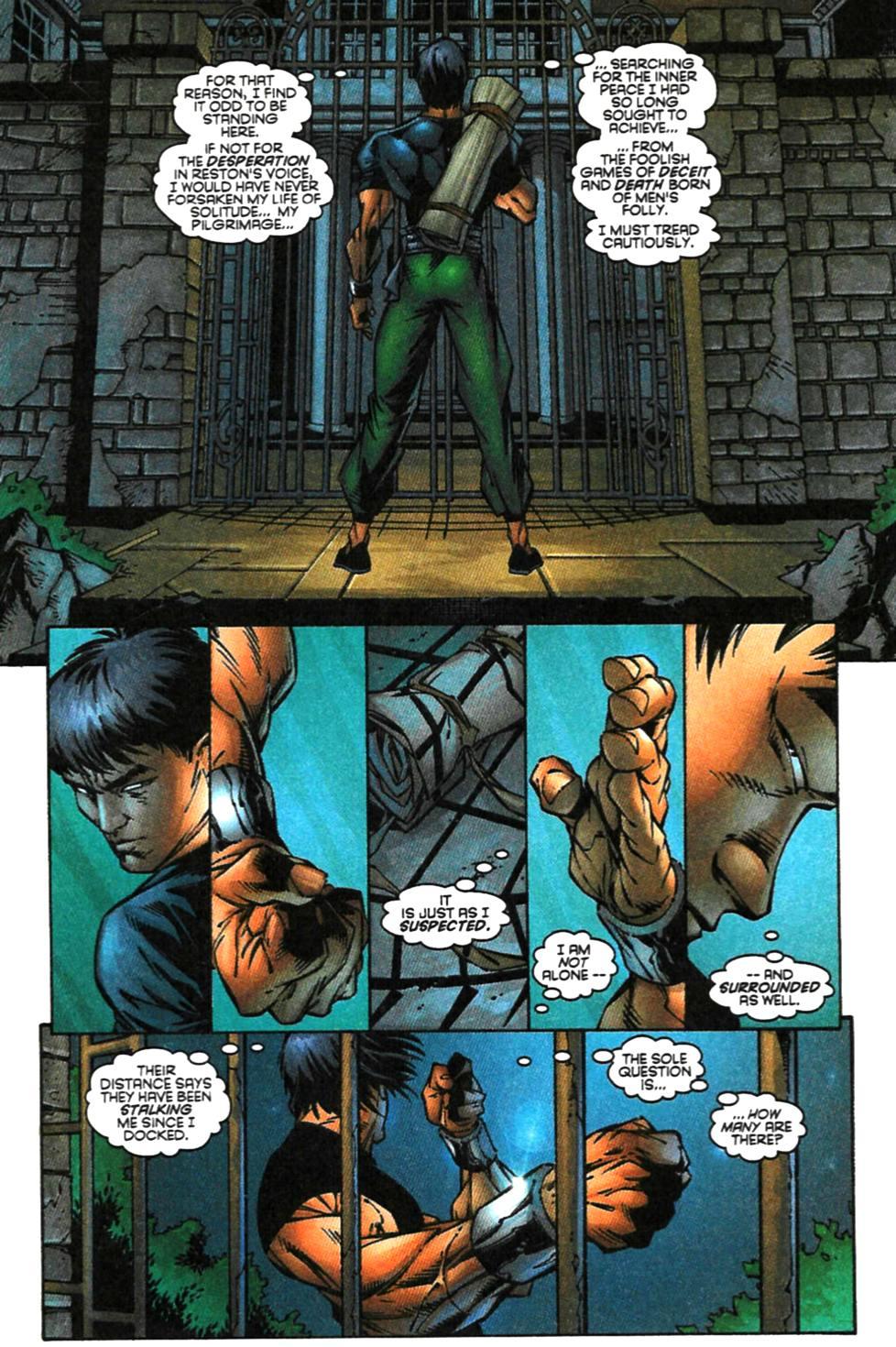X-Men (1991) 62 Page 3