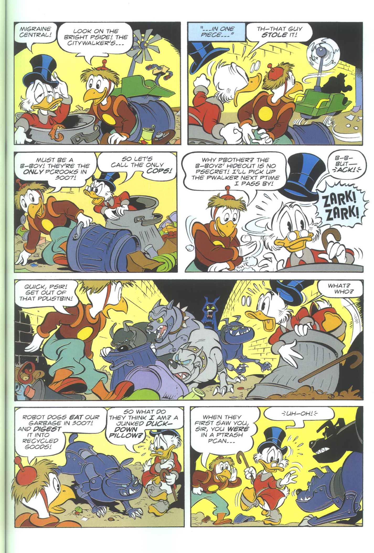 Read online Uncle Scrooge (1953) comic -  Issue #365 - 30