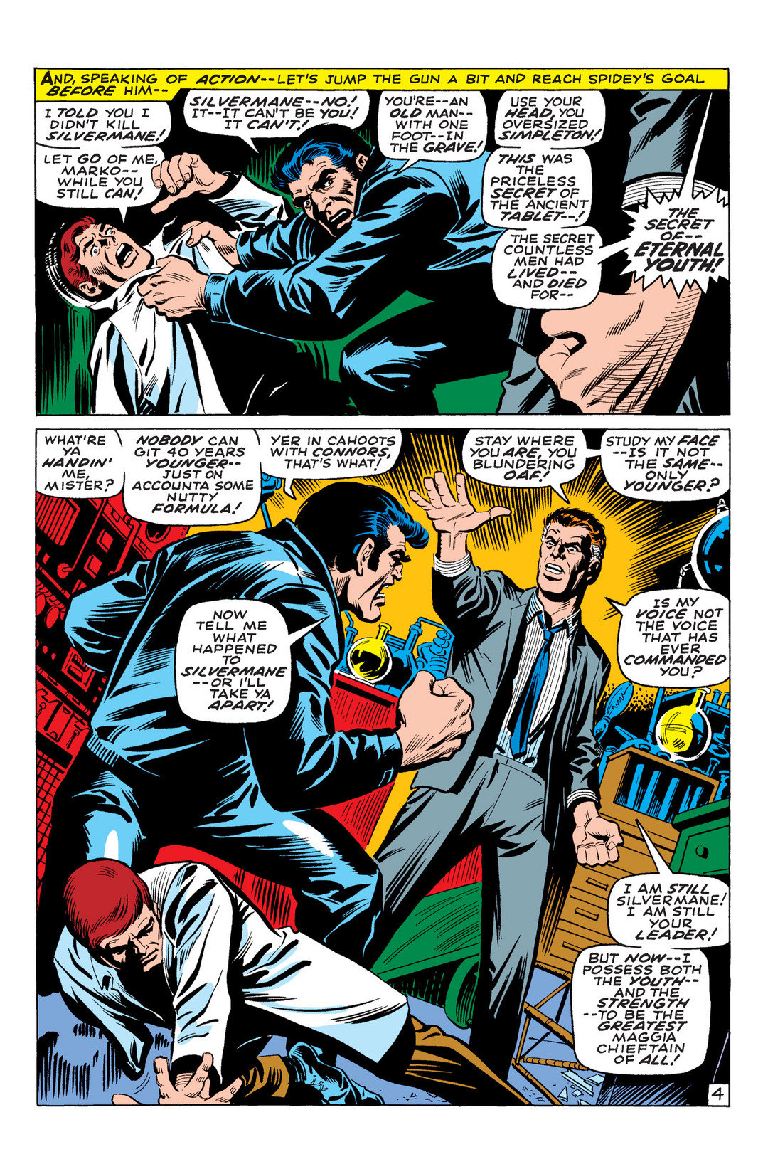 The Amazing Spider-Man (1963) 75 Page 4