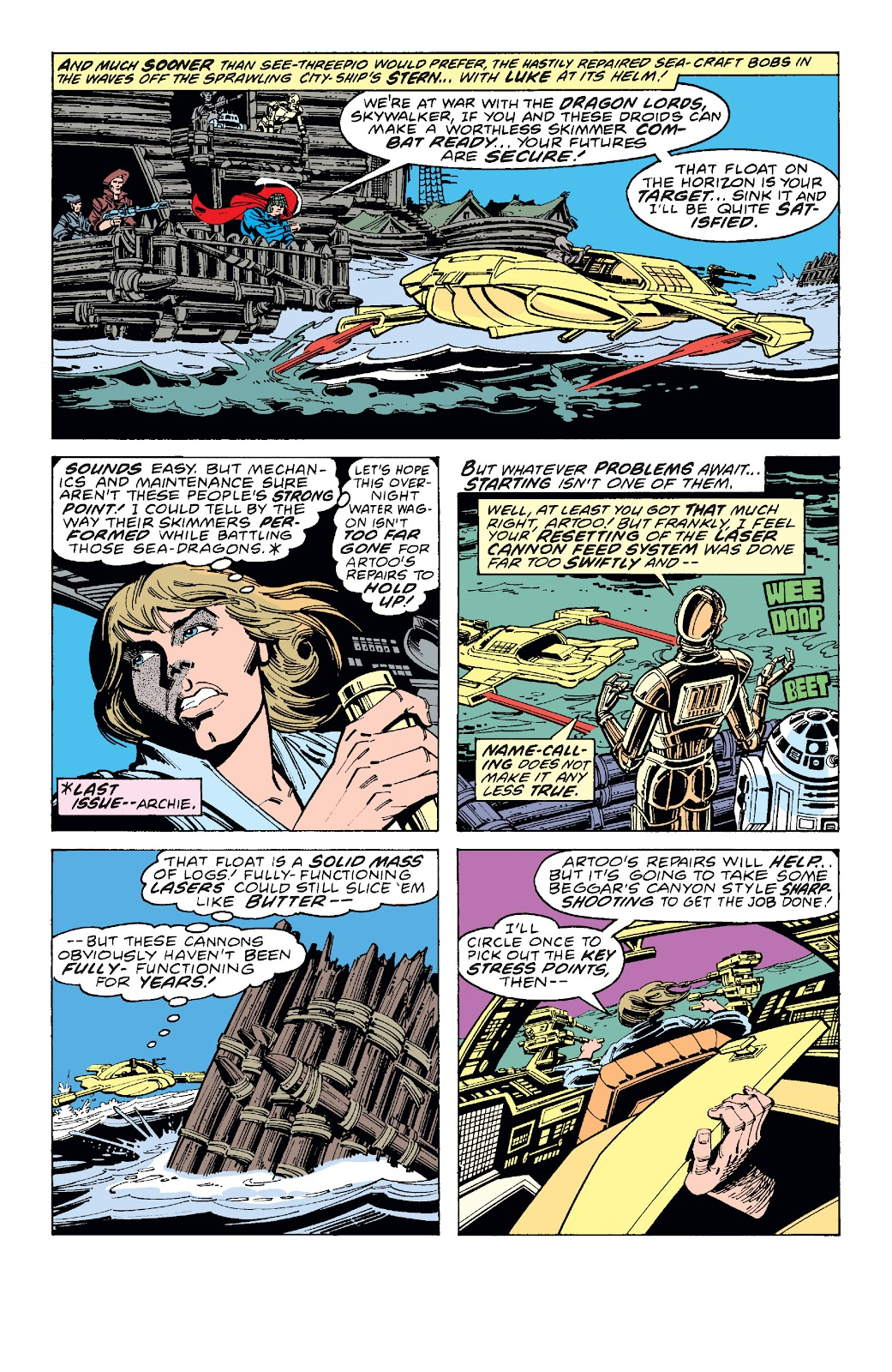 Read online Star Wars Legends: The Original Marvel Years - Epic Collection comic -  Issue # TPB 1 (Part 3) - 29