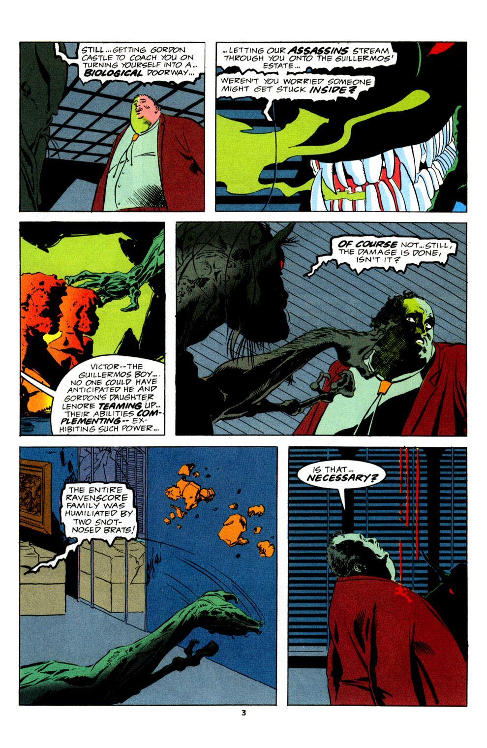 Read online Powerline comic -  Issue #2 - 5