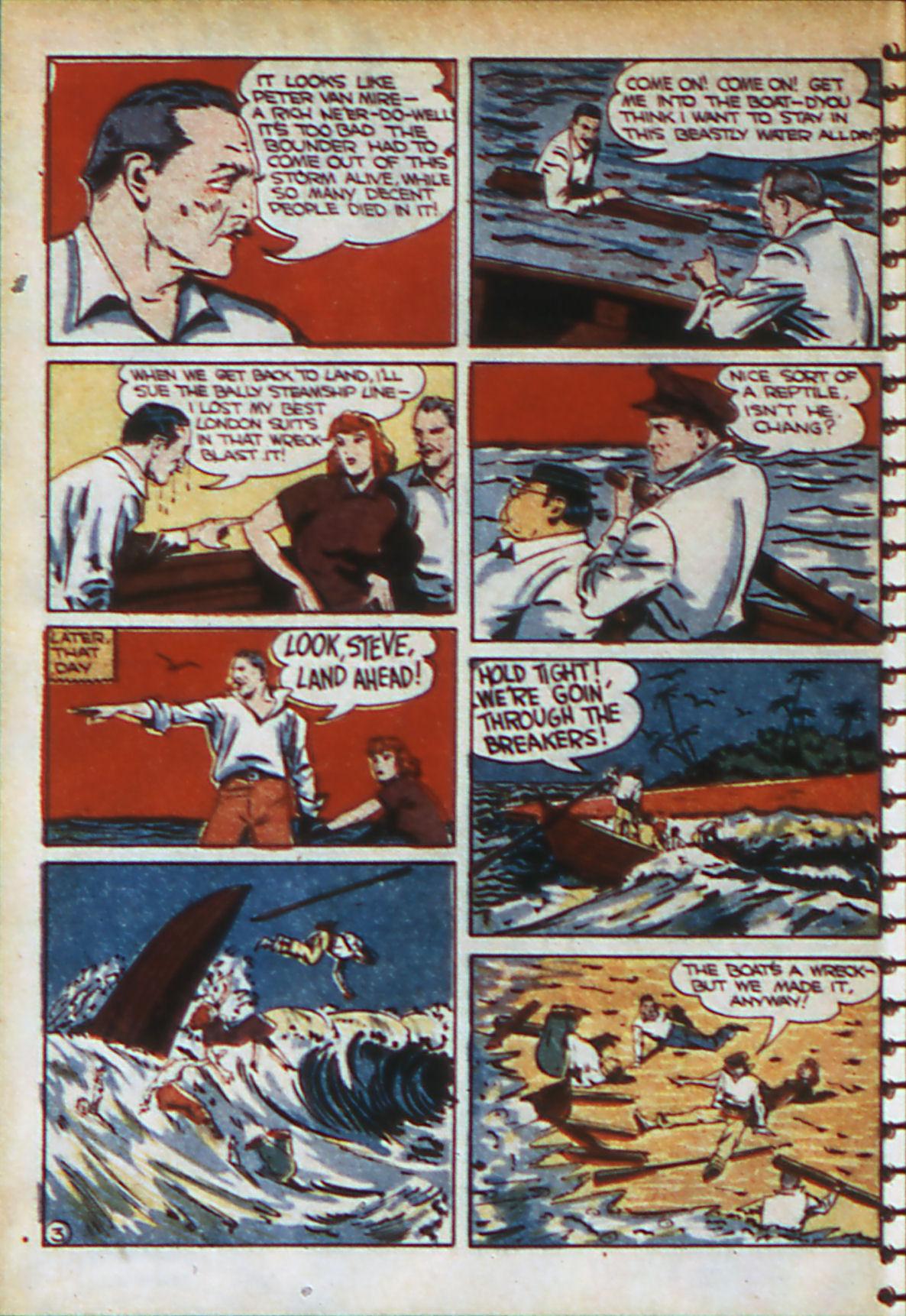 Read online Adventure Comics (1938) comic -  Issue #56 - 51