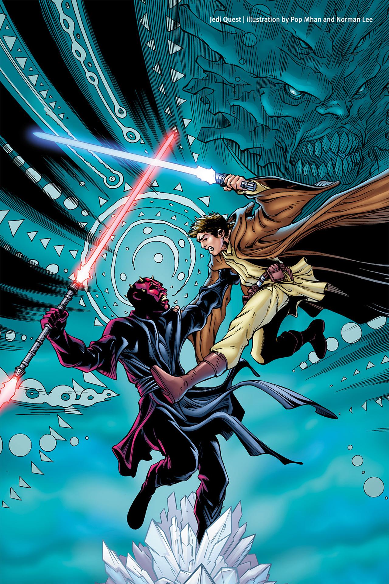 Read online Star Wars Omnibus comic -  Issue # Vol. 10 - 124