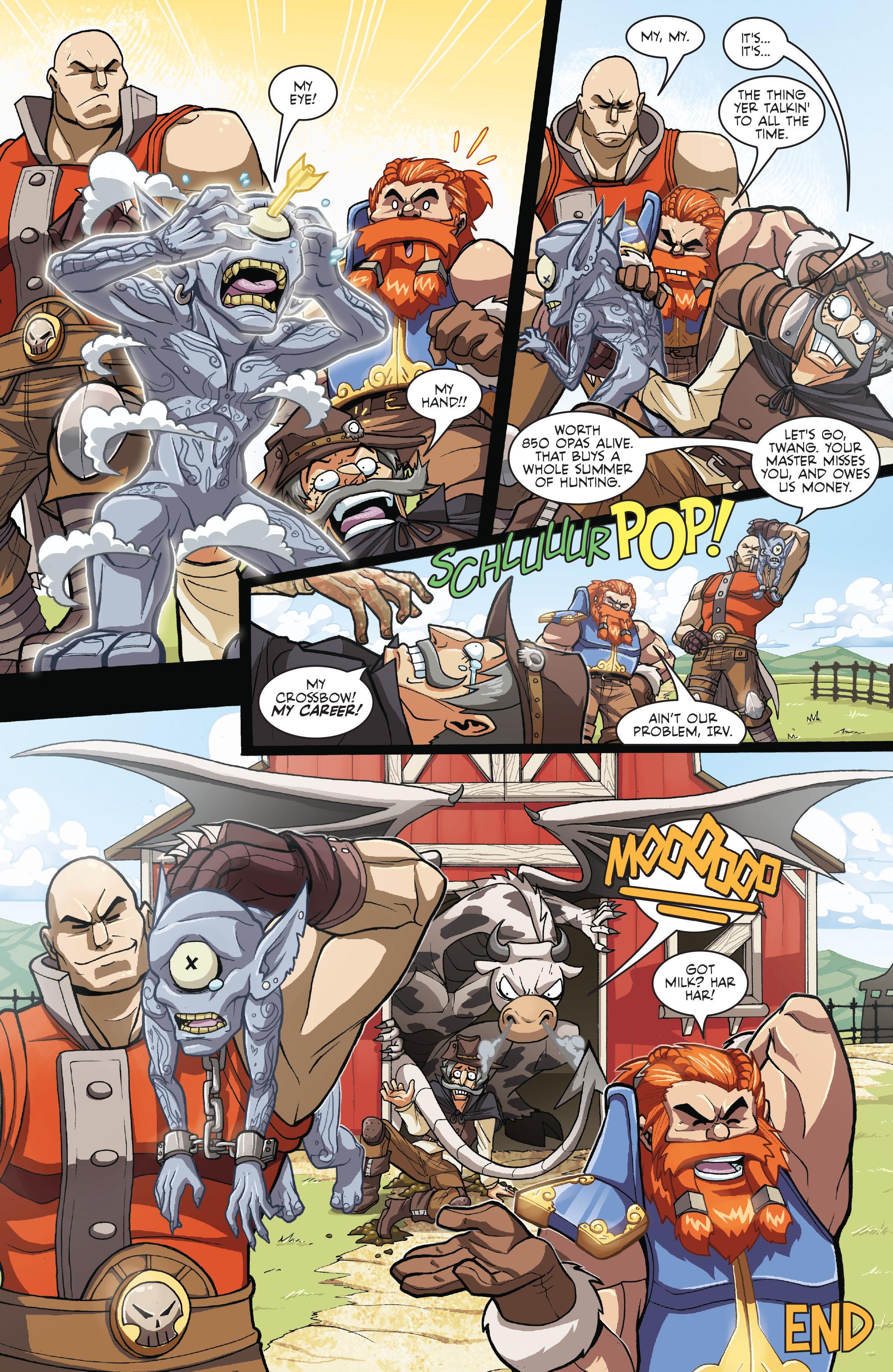 Read online Skullkickers comic -  Issue #12 - 20