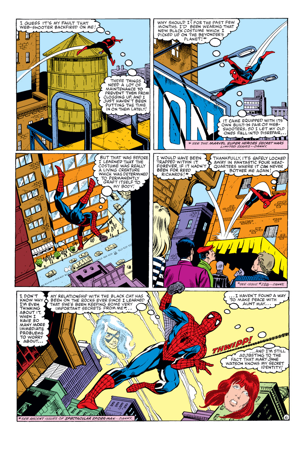 The Amazing Spider-Man (1963) 260 Page 6
