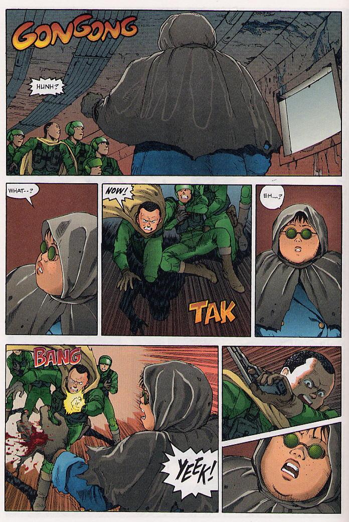 Read online Akira comic -  Issue #31 - 11
