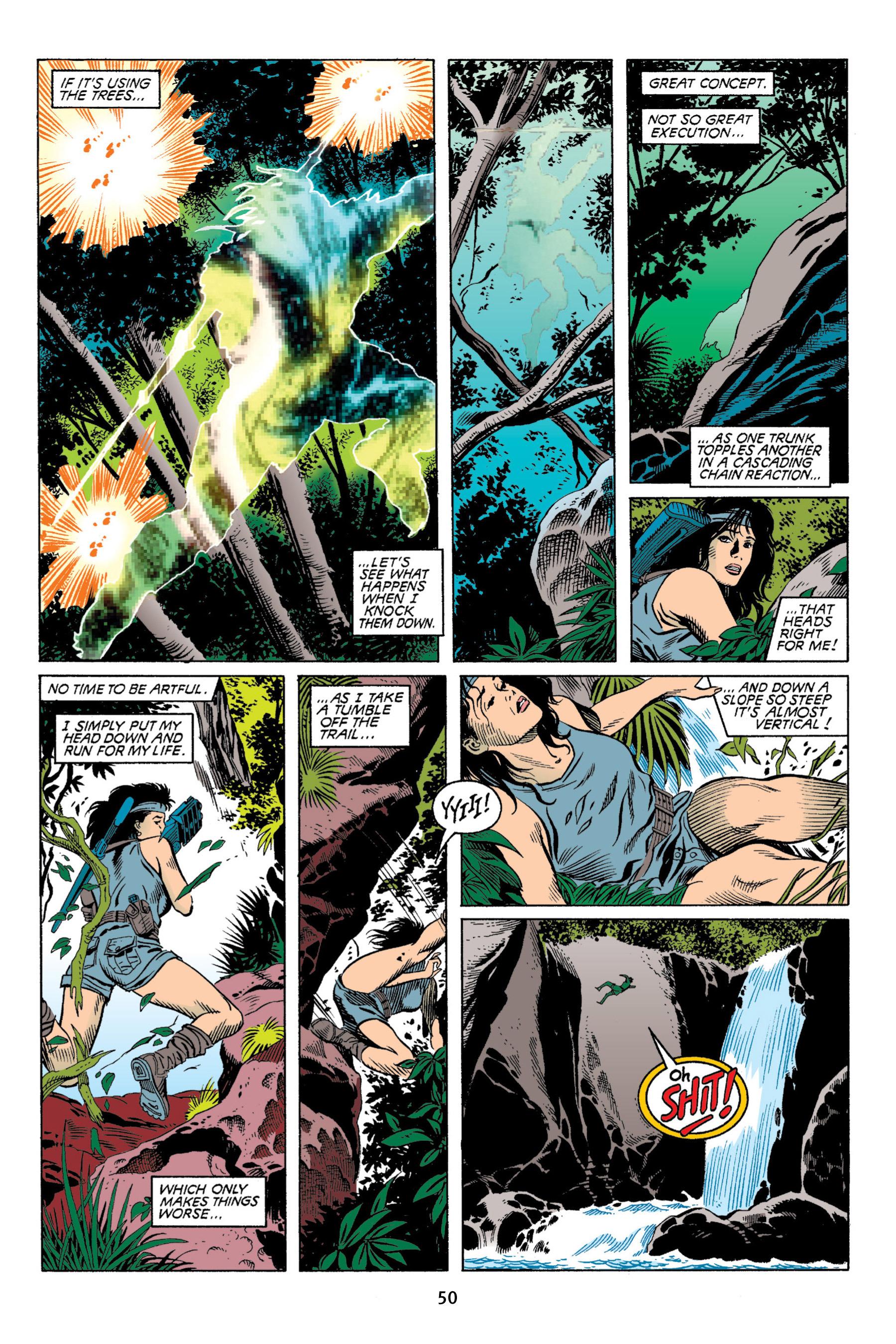 Read online Aliens vs. Predator Omnibus comic -  Issue # _TPB 2 Part 1 - 50