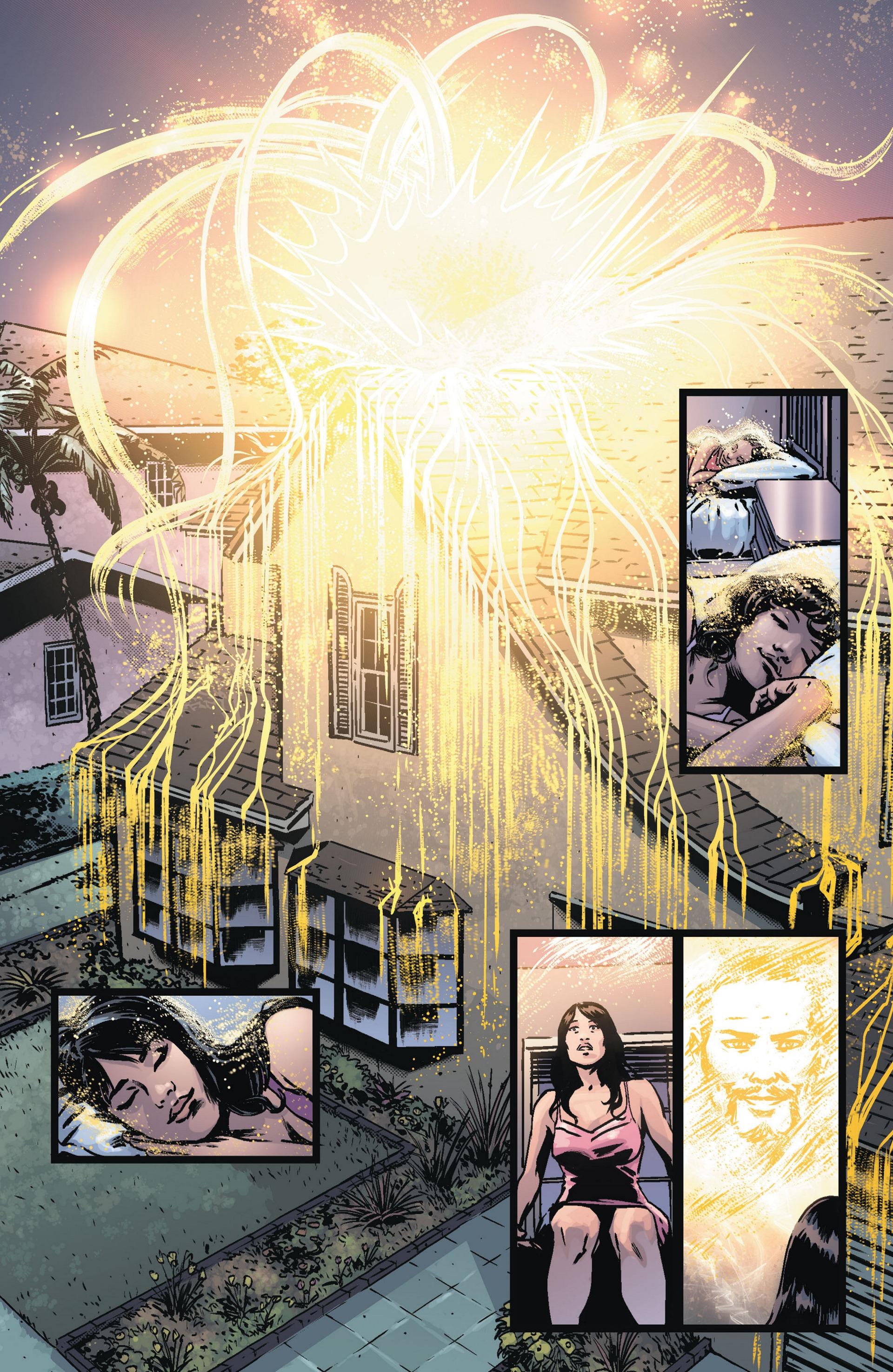 Read online Trinity of Sin: The Phantom Stranger comic -  Issue #13 - 9