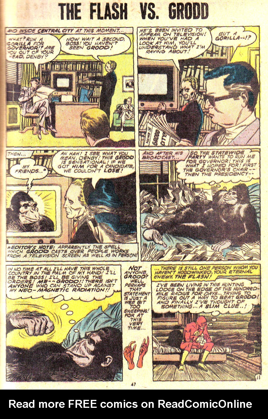 DC Special (1975) issue 16 - Page 47