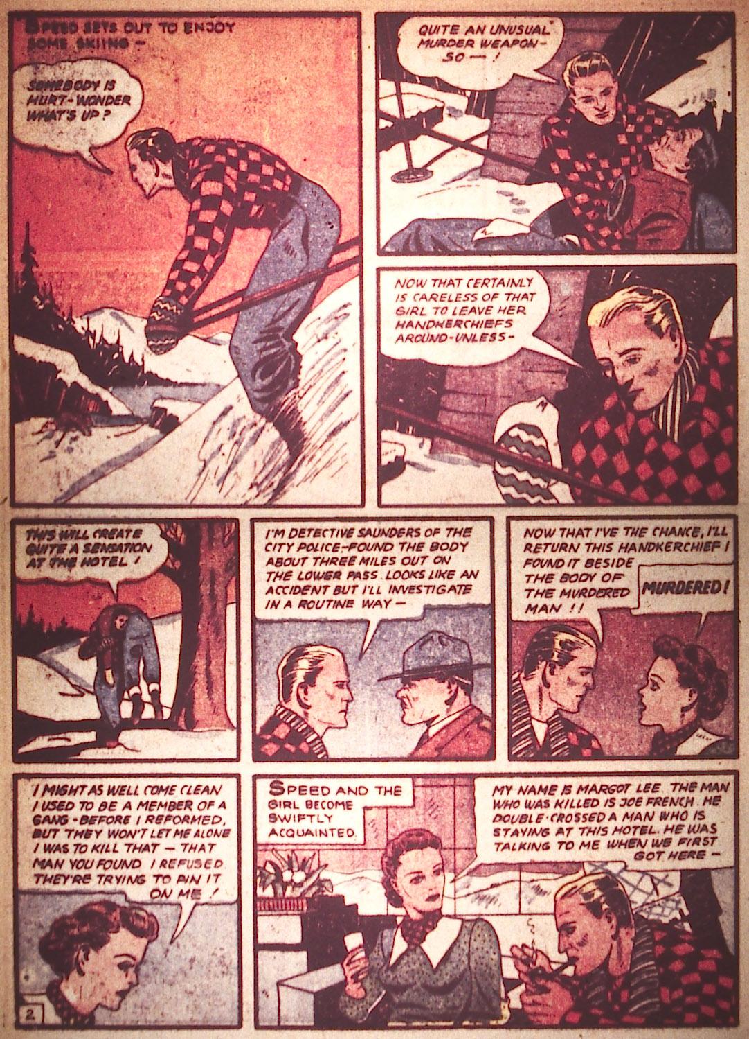 Detective Comics (1937) 23 Page 3