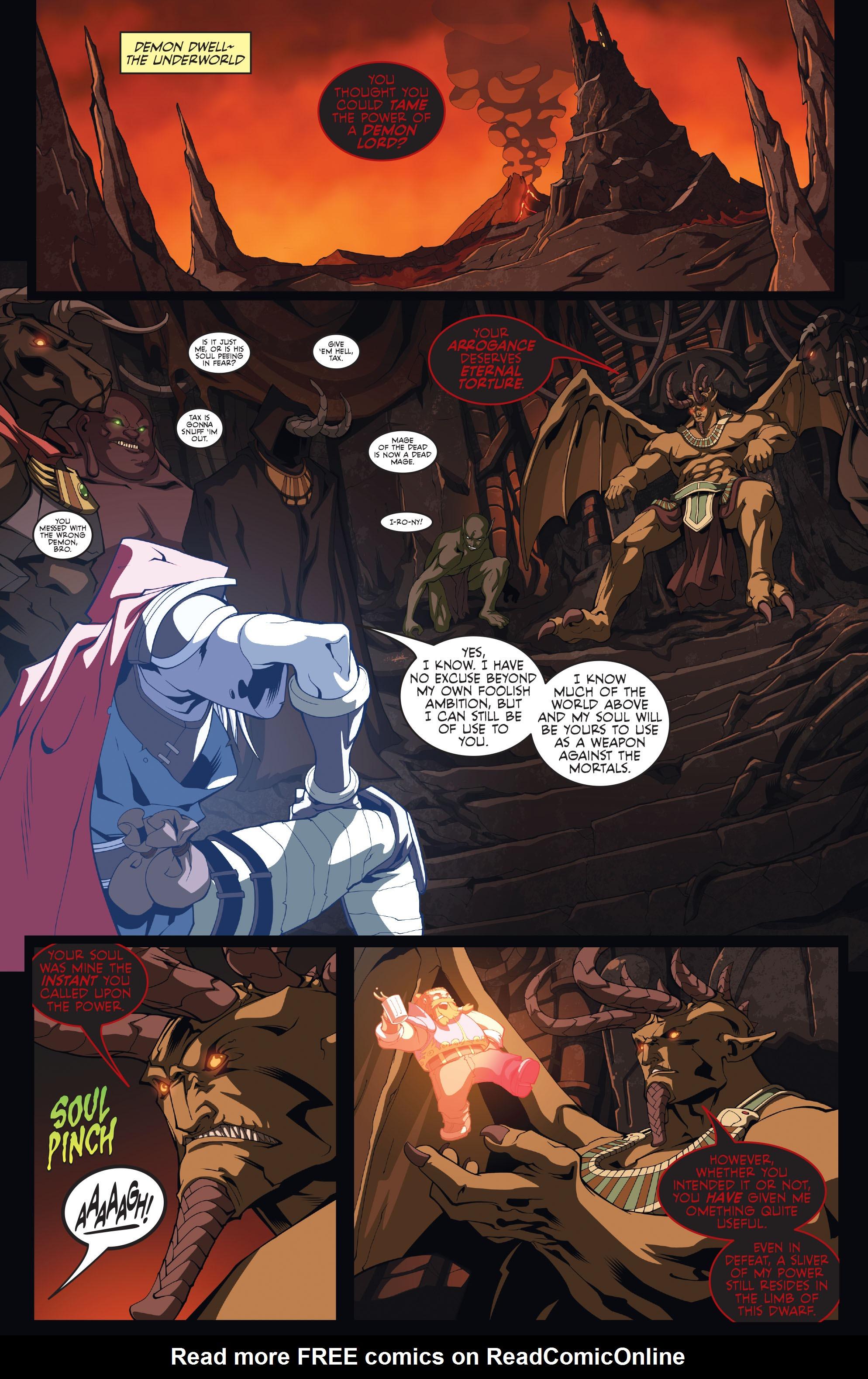 Read online Skullkickers comic -  Issue #5 - 22