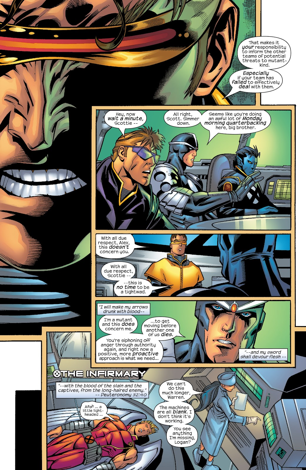 Read online X-Men: Unstoppable comic -  Issue # TPB (Part 4) - 83