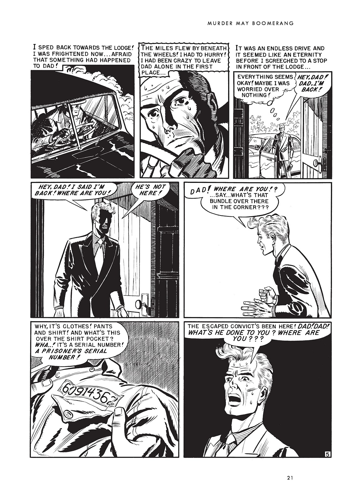 Read online Voodoo Vengeance and Other Stories comic -  Issue # TPB (Part 1) - 38
