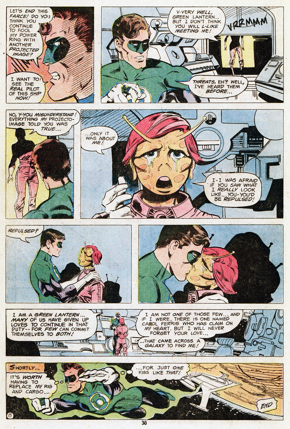 Read online Adventure Comics (1938) comic -  Issue #459 - 32