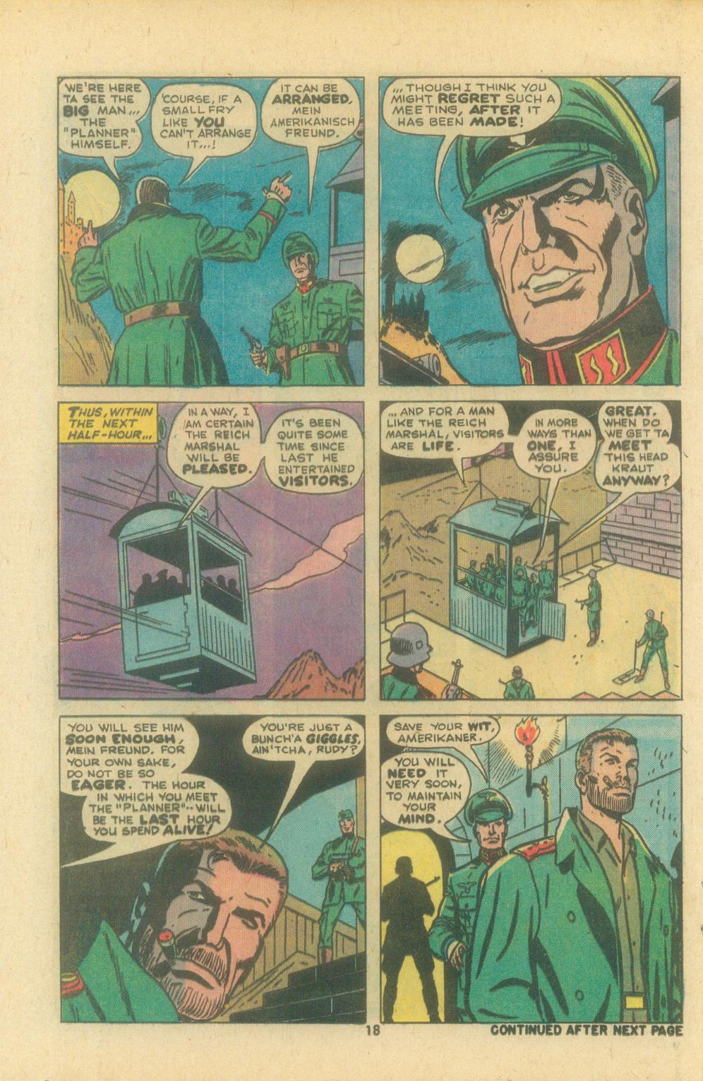Read online Sgt. Fury comic -  Issue #119 - 20