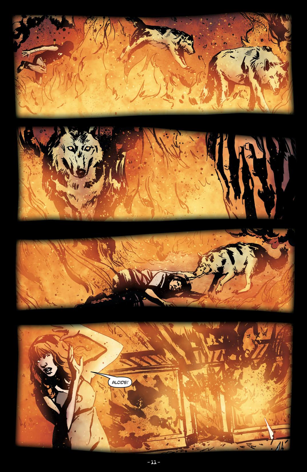Read online True Blood (2012) comic -  Issue #4 - 13