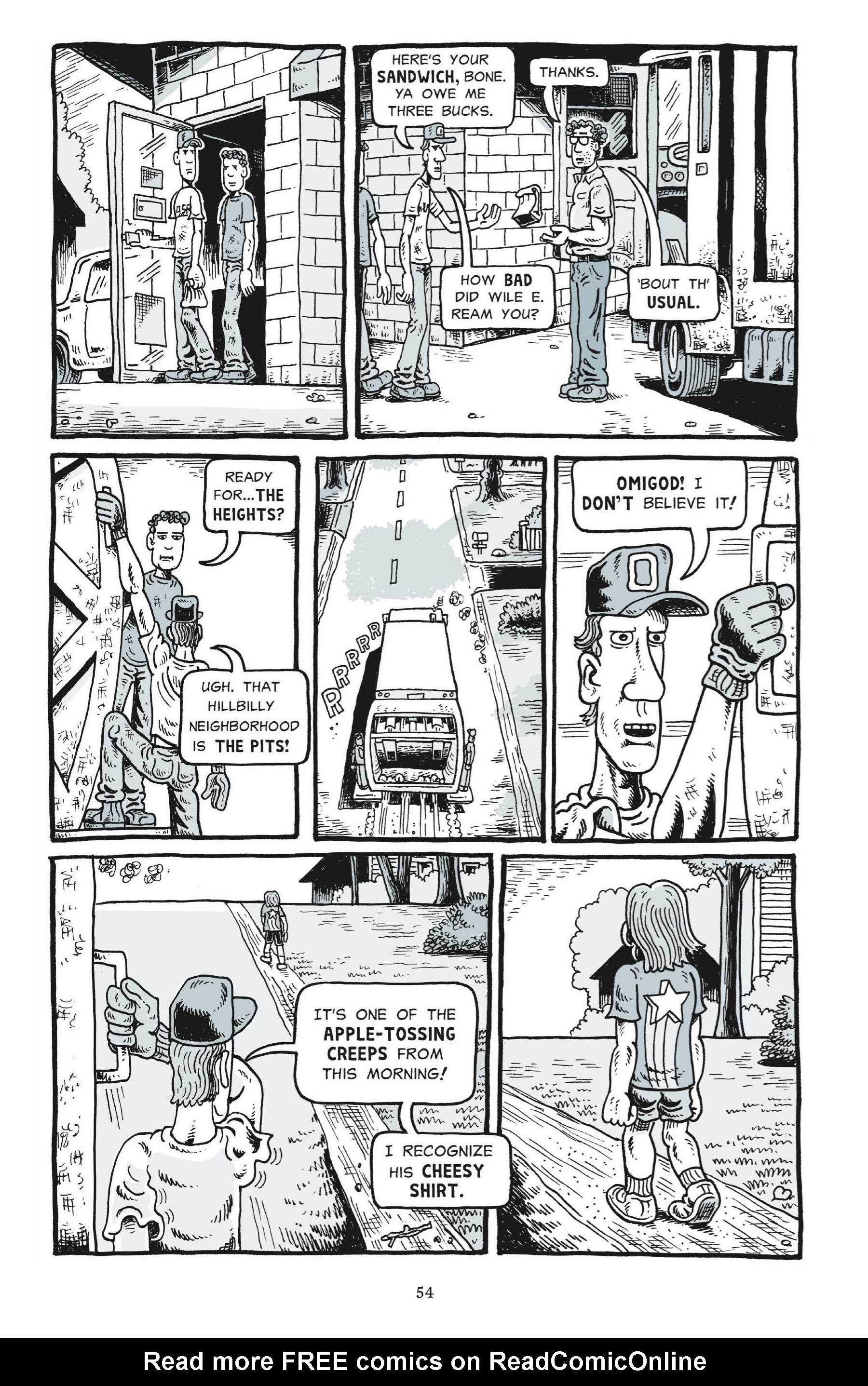 Read online Trashed comic -  Issue # Full - 55