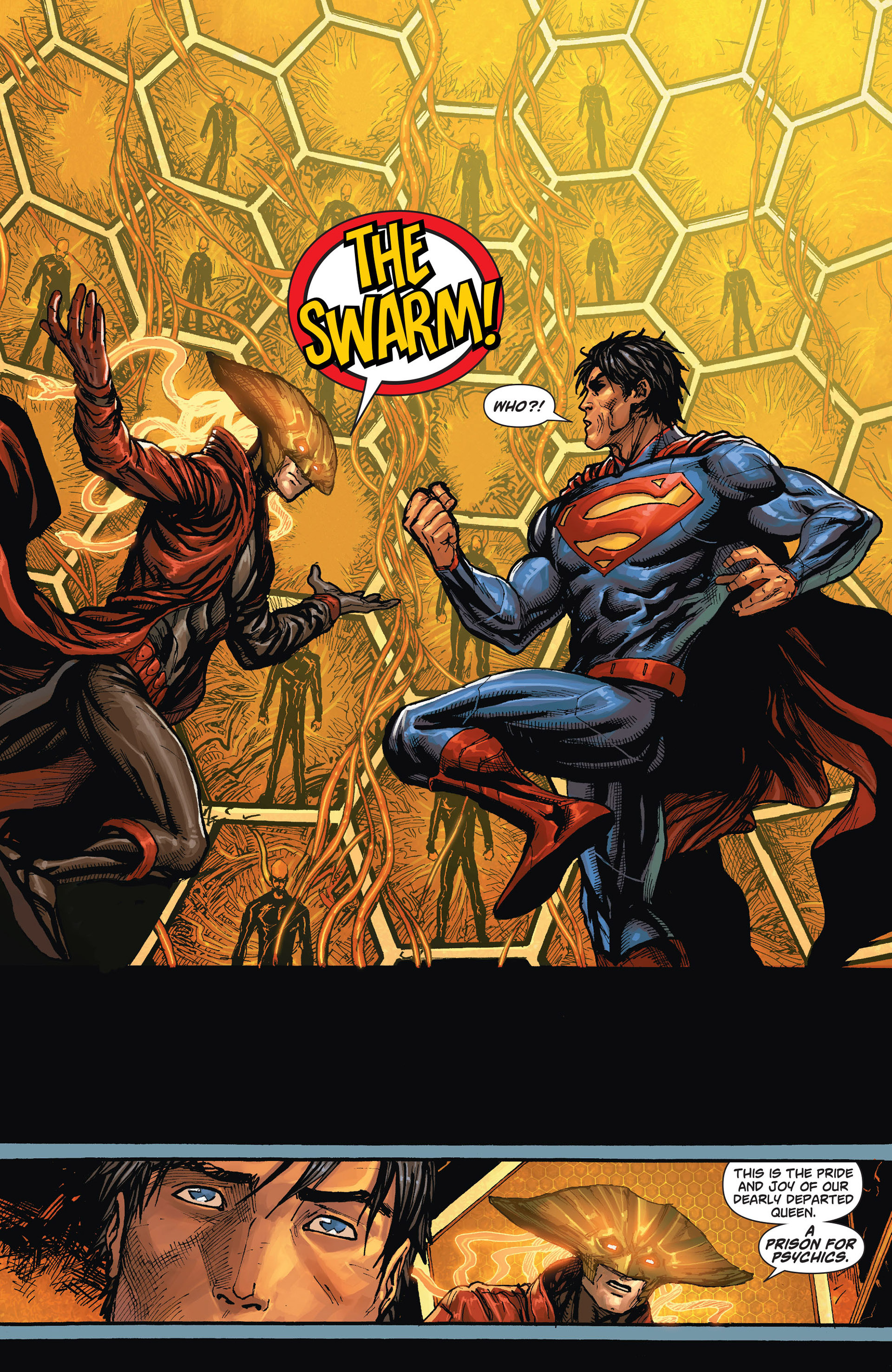 Read online Action Comics (2011) comic -  Issue #24 - 6