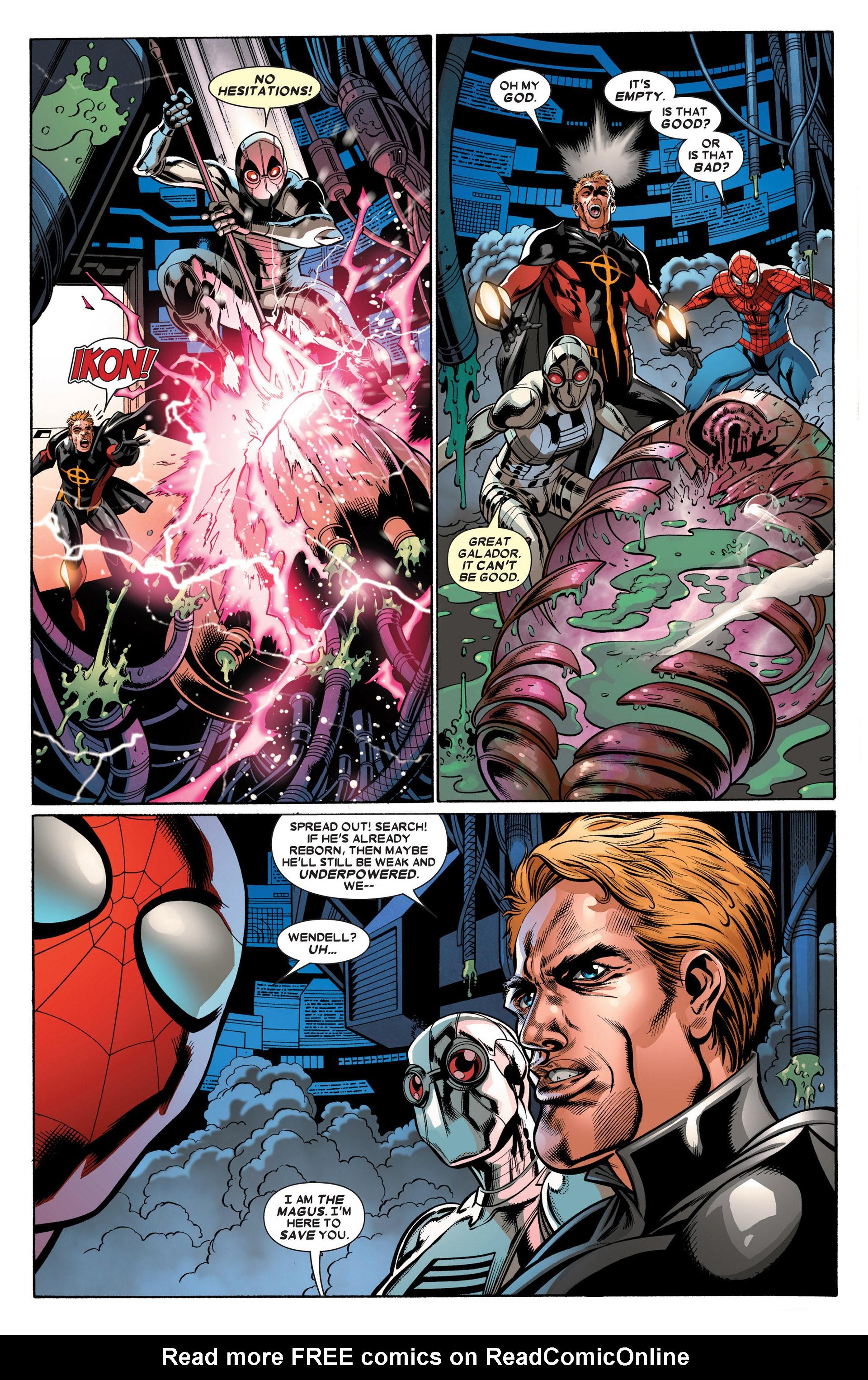 Read online Annihilators: Earthfall comic -  Issue #2 - 20
